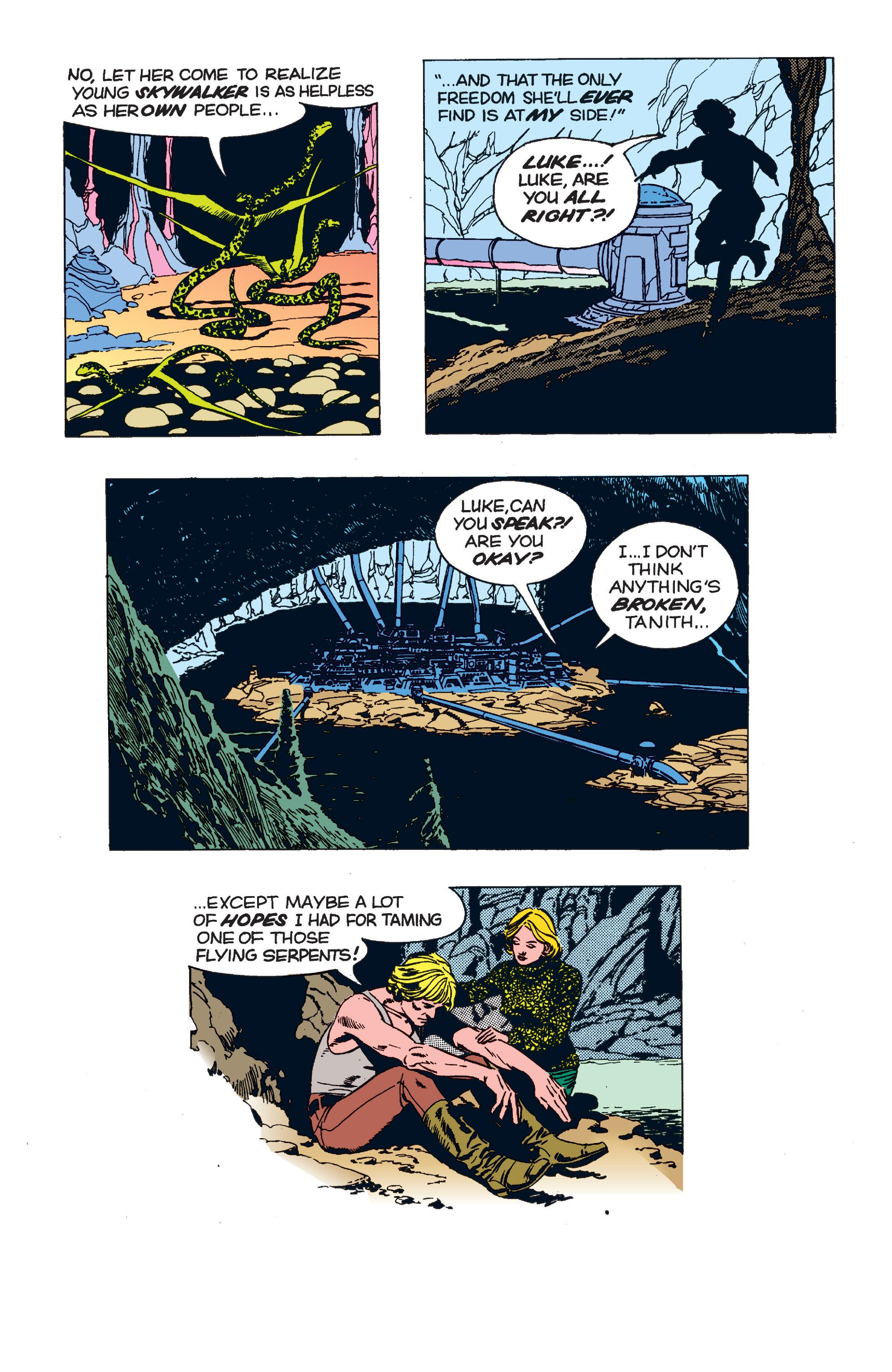 Classic Star Wars #5 #5 - English 16