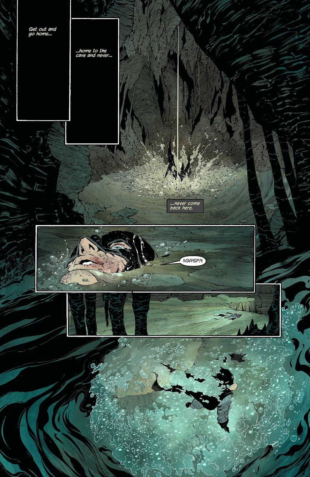 Batman (2011) Issue #6 #21 - English 22