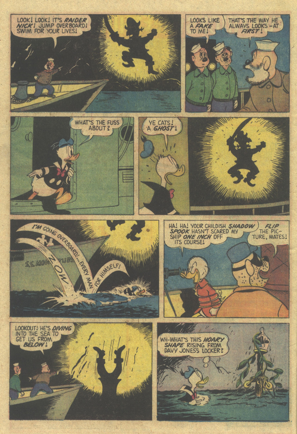 Uncle Scrooge (1953) Issue #119 #119 - English 24