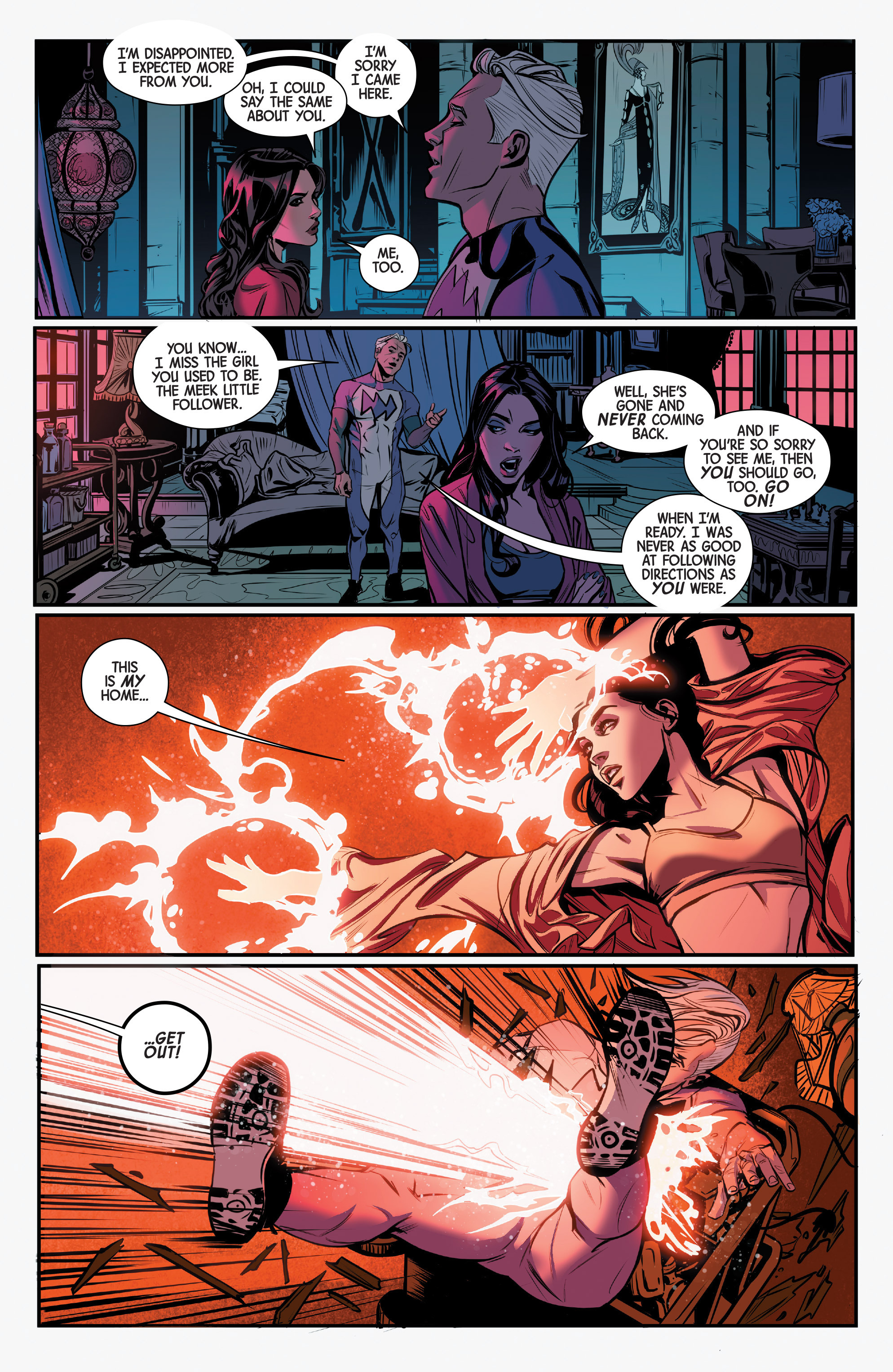 Read online Scarlet Witch (2016) comic -  Issue #9 - 17