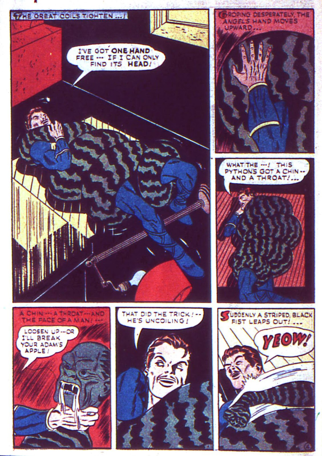 Sub-Mariner Comics Issue #2 #2 - English 50