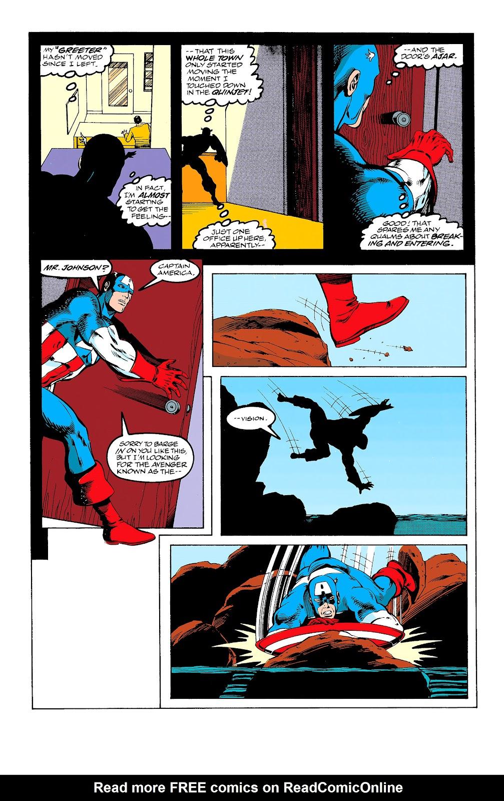Captain America (1968) _Annual 11 #11 - English 9