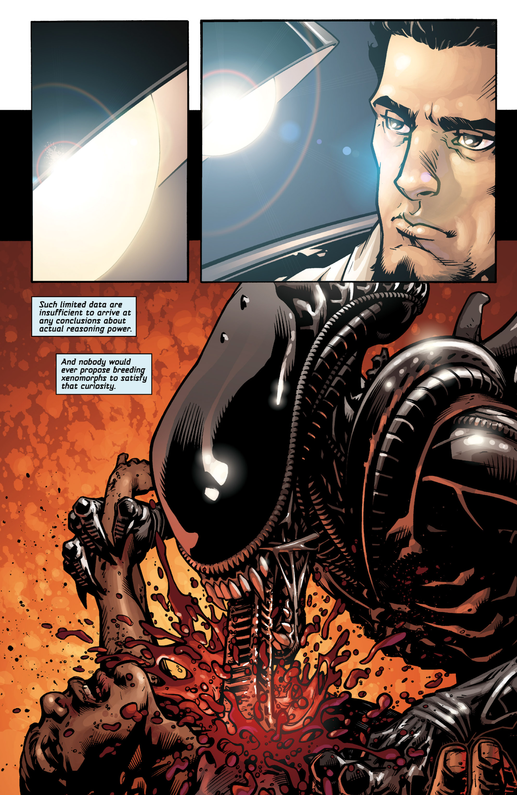 Aliens (2009) TPB Page 10