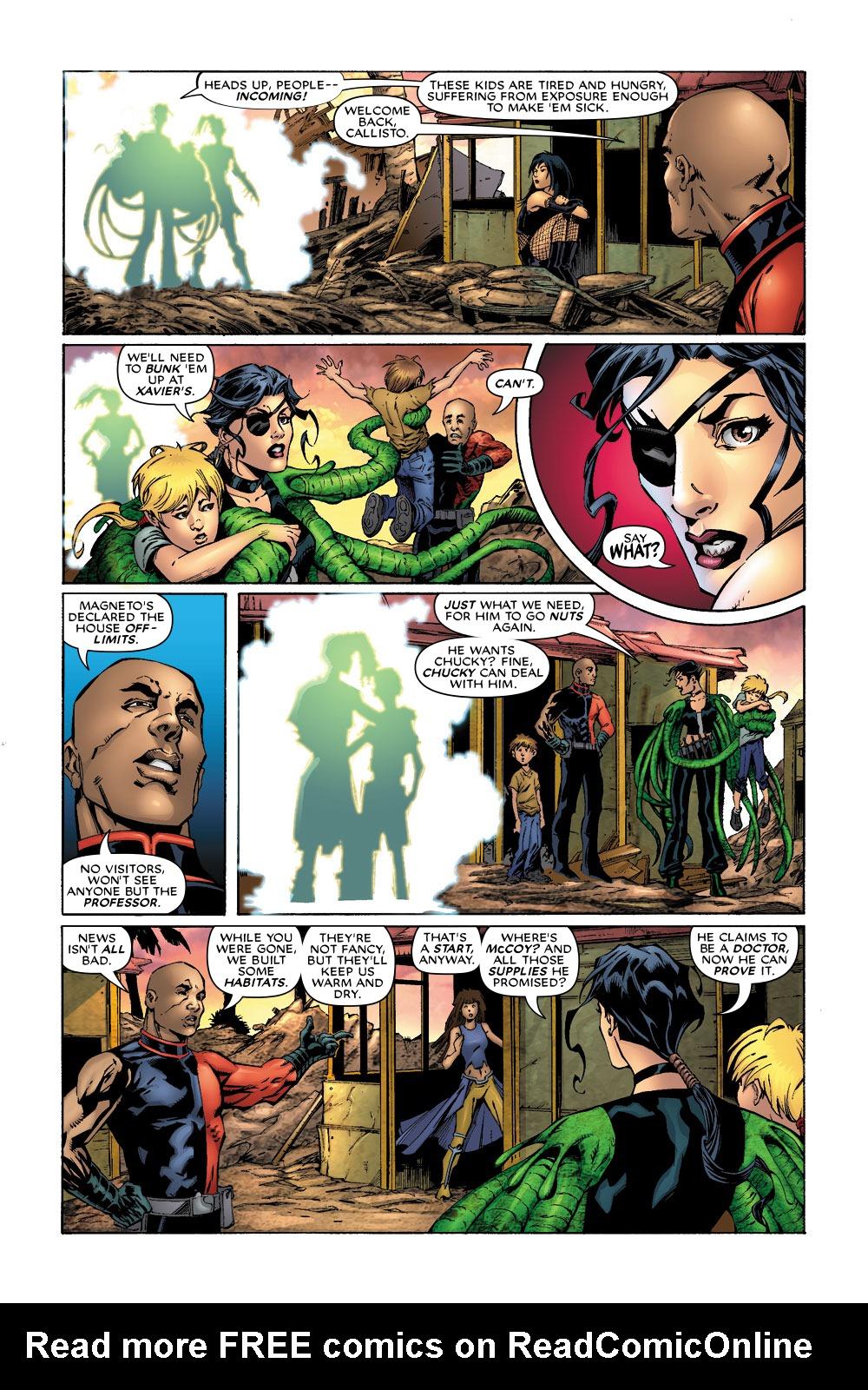 Excalibur (2004) Issue #9 #9 - English 22