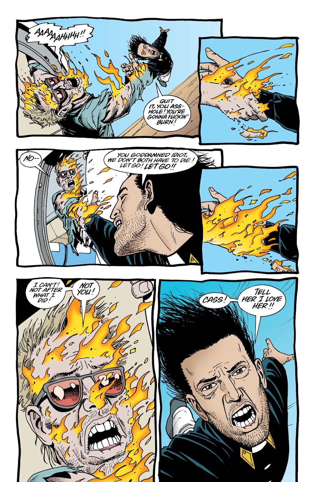 Preacher Issue #37 #46 - English 21