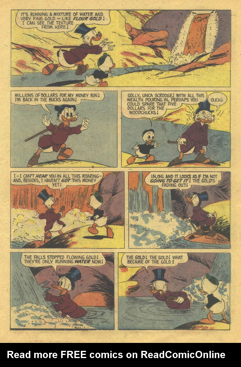 Uncle Scrooge (1953) Issue #22 #22 - English 15