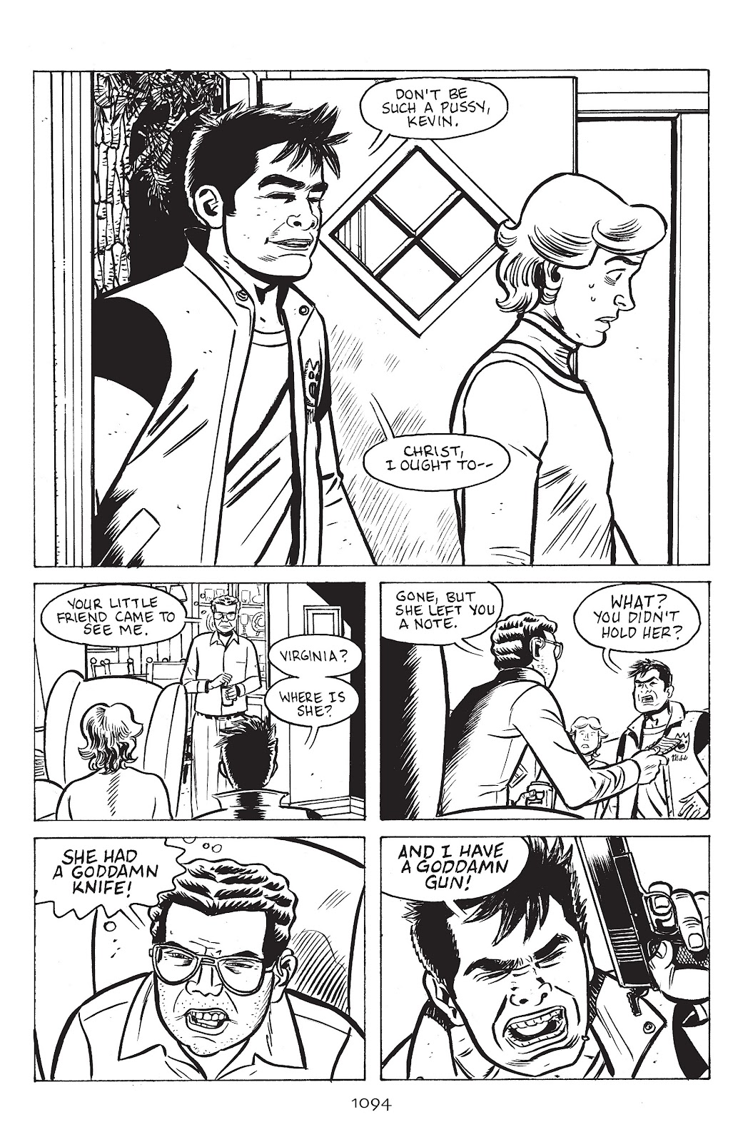 Stray Bullets Issue #41 #41 - English 18