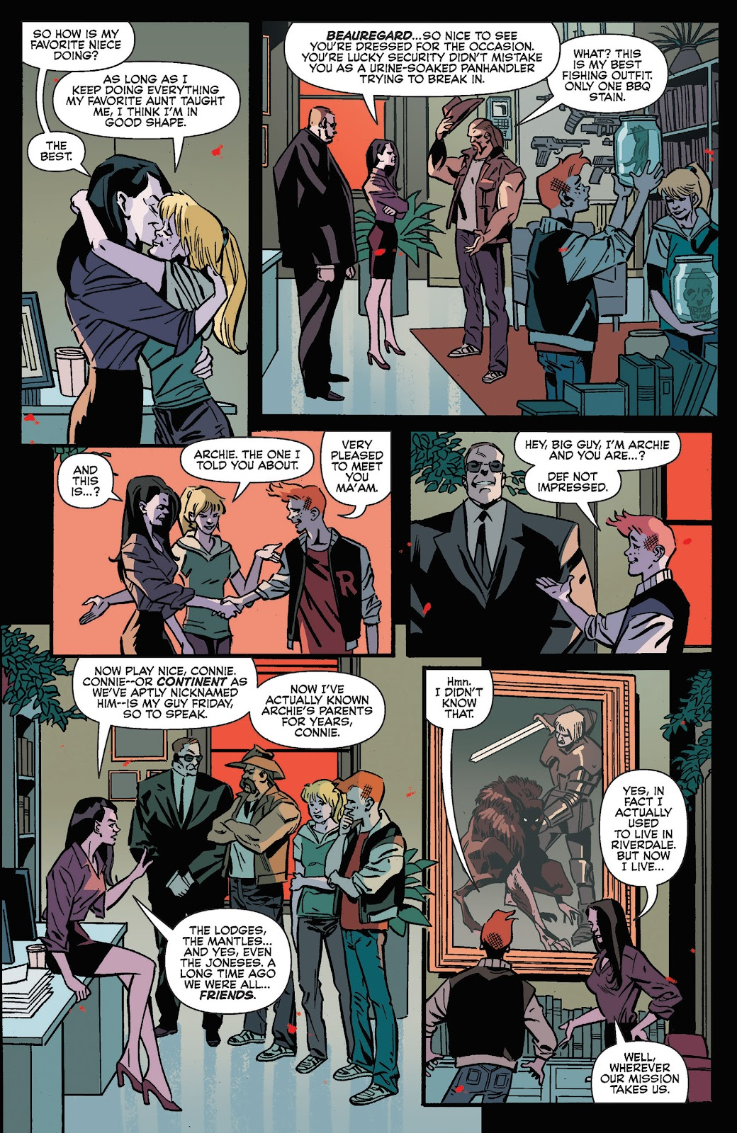 Jughead The Hunger Issue #3 #4 - English 10