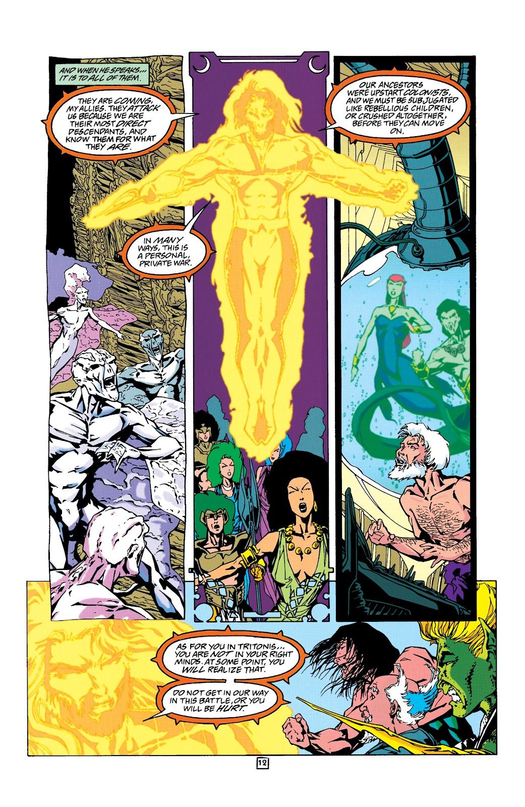 Aquaman (1994) Issue #24 #30 - English 13
