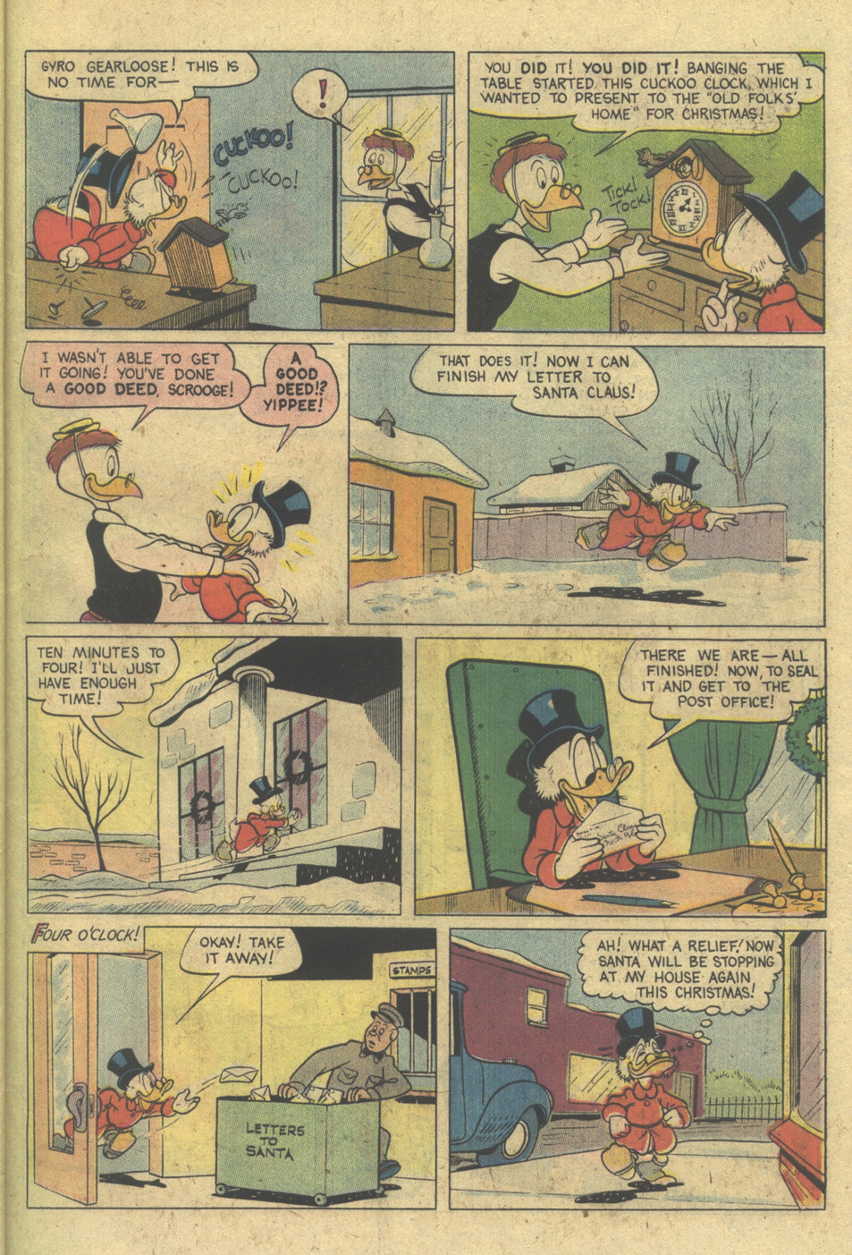 Uncle Scrooge (1953) Issue #137 #137 - English 31