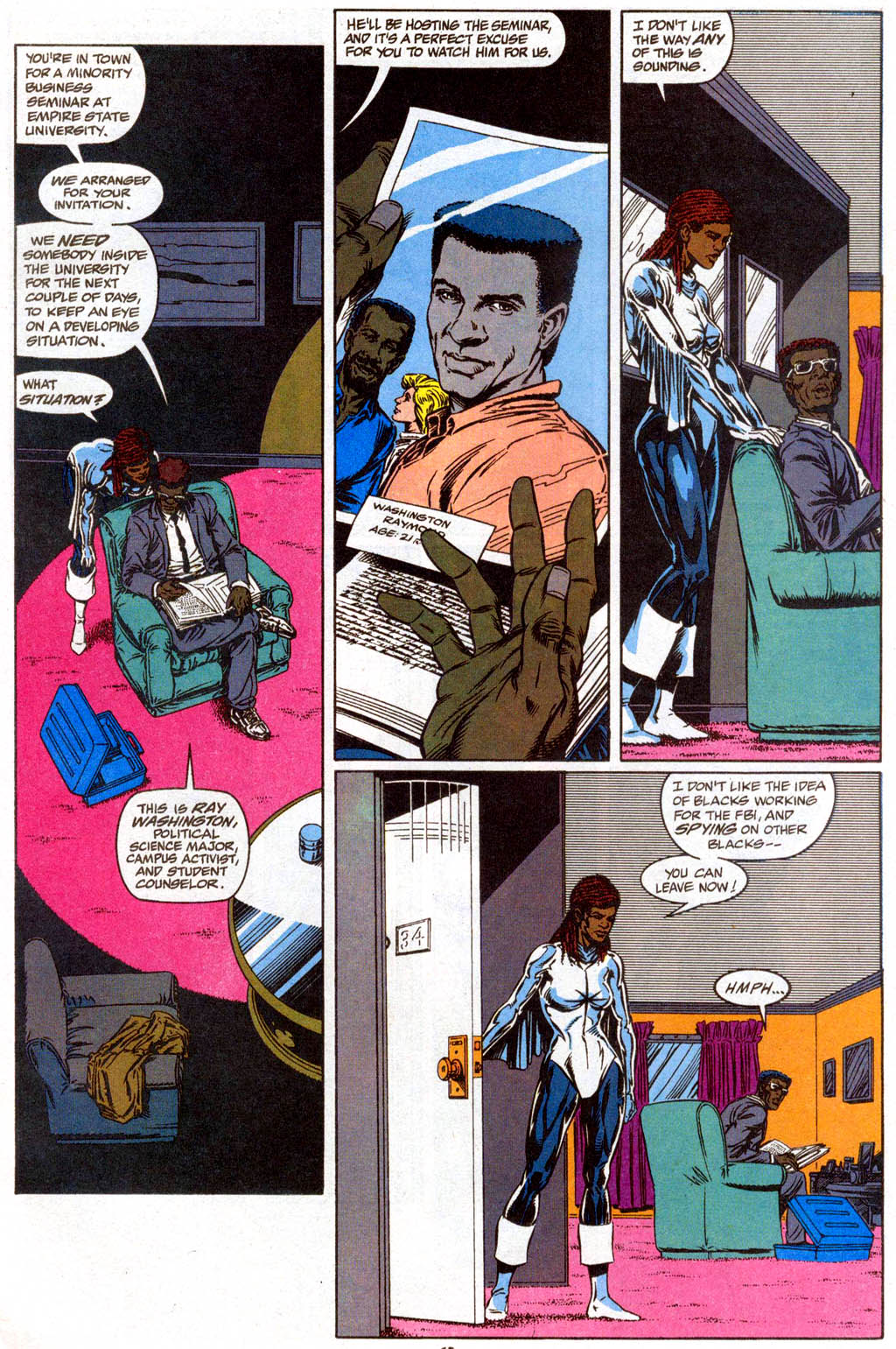 Captain Marvel (1989) 2 Page 11