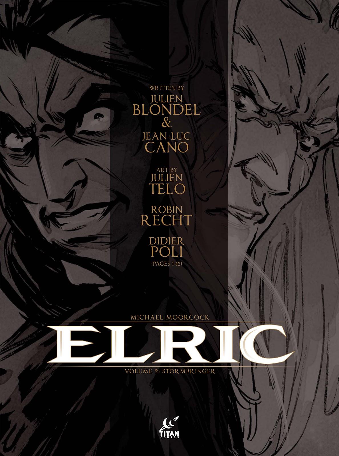 Elric (2014) TPB 2 #2 - English 3
