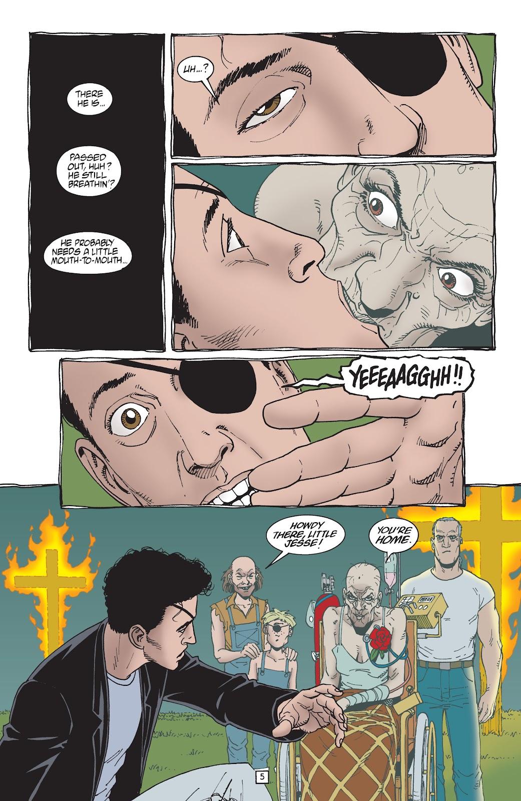 Preacher Issue #49 #58 - English 6