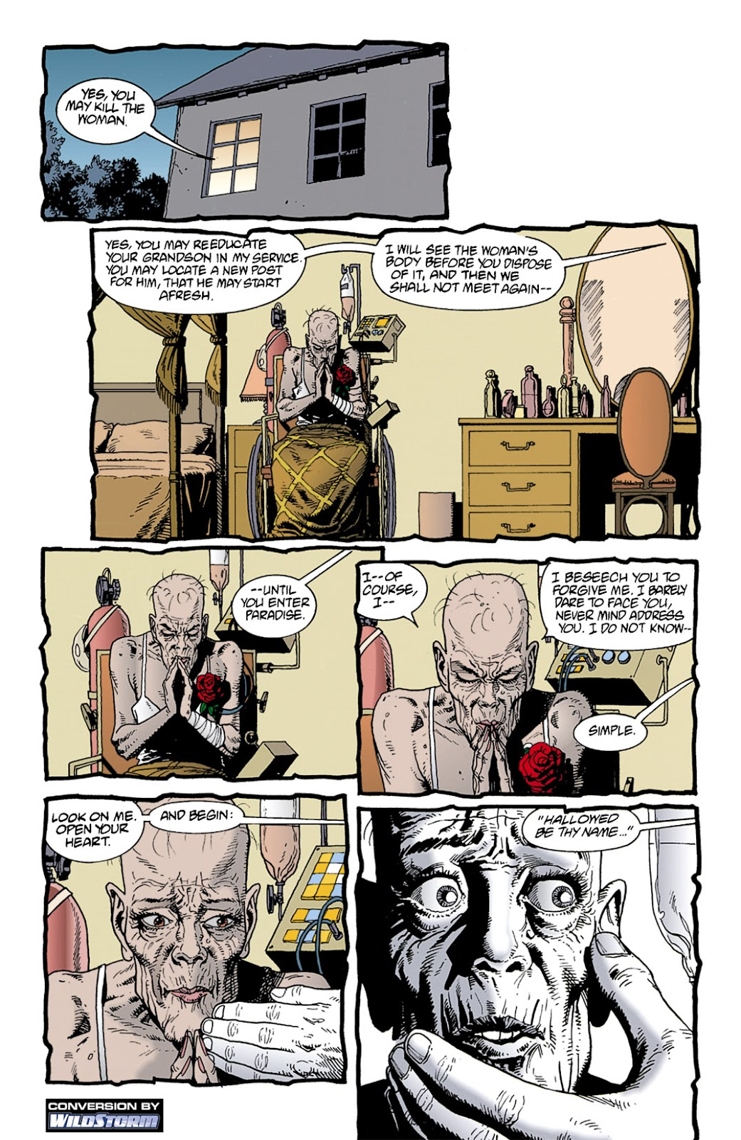 Preacher Issue #9 #18 - English 2