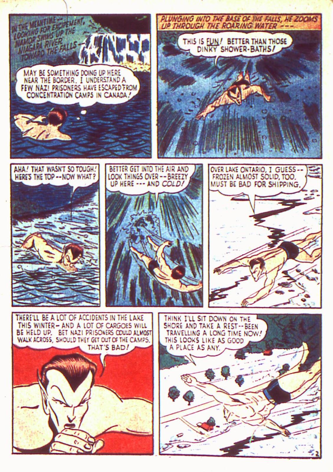 Sub-Mariner Comics Issue #2 #2 - English 4