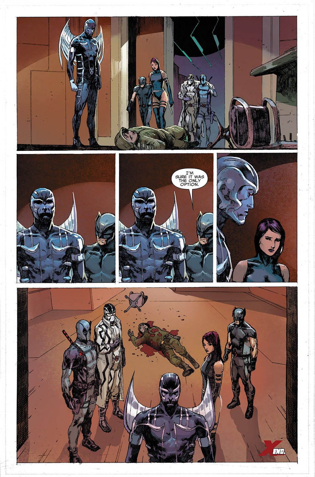 Uncanny X-Force (2010) Issue #8 #9 - English 23