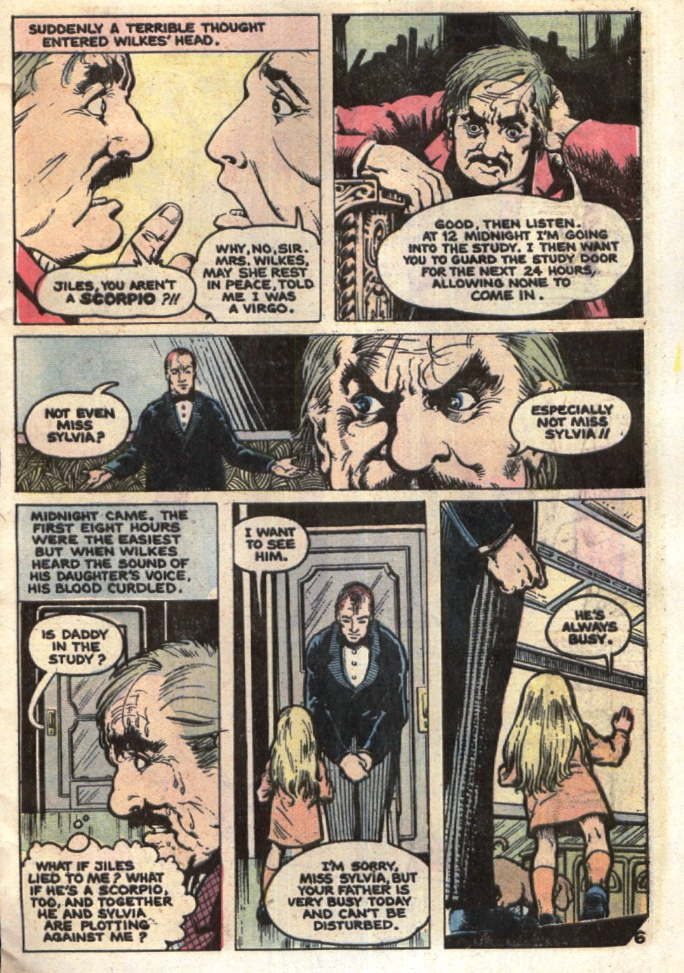 Read online Scary Tales comic -  Issue #6 - 9