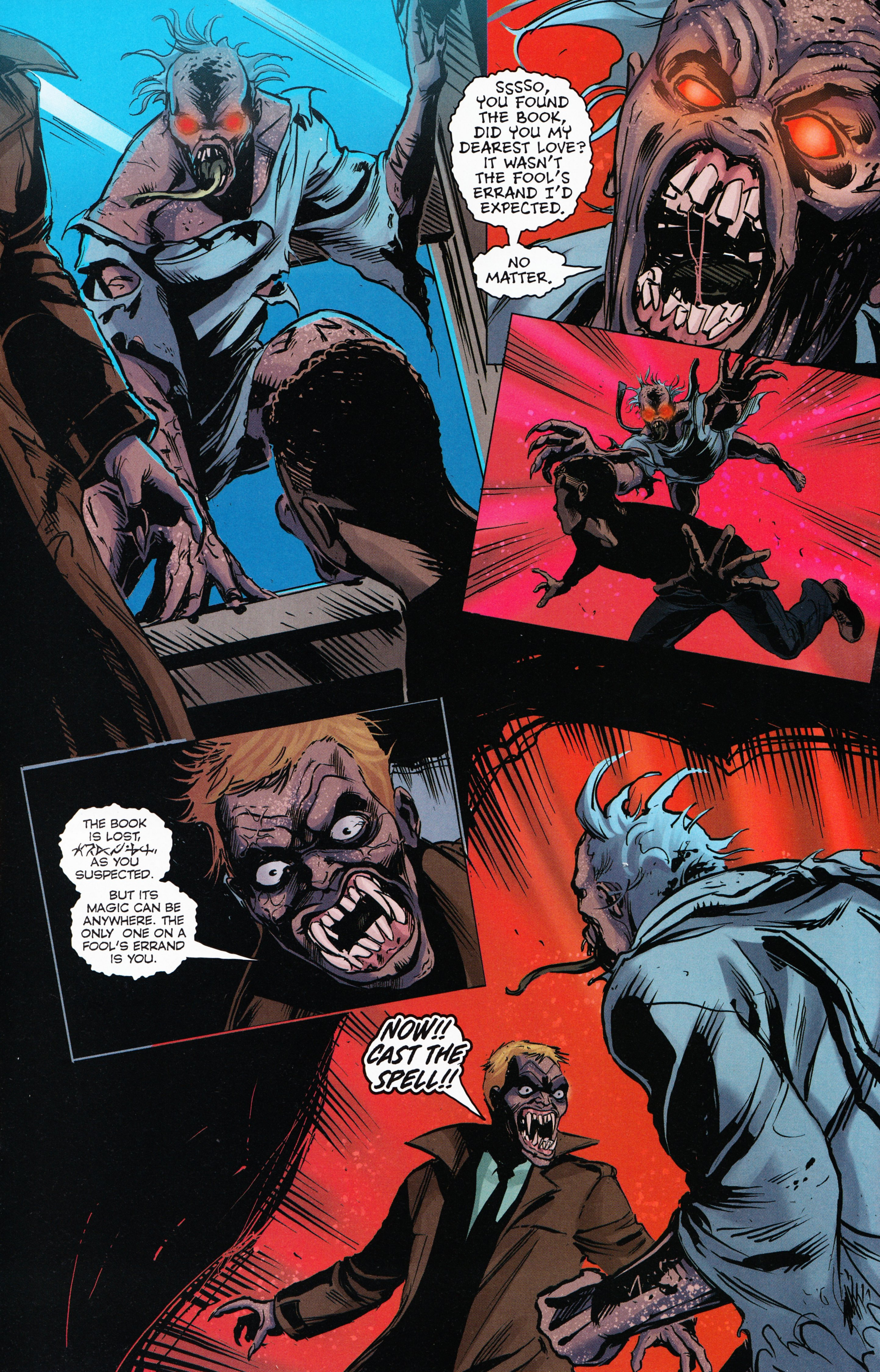 Read online Evil Dead 2: Tales of the Ex-Mortis comic -  Issue #3 - 11