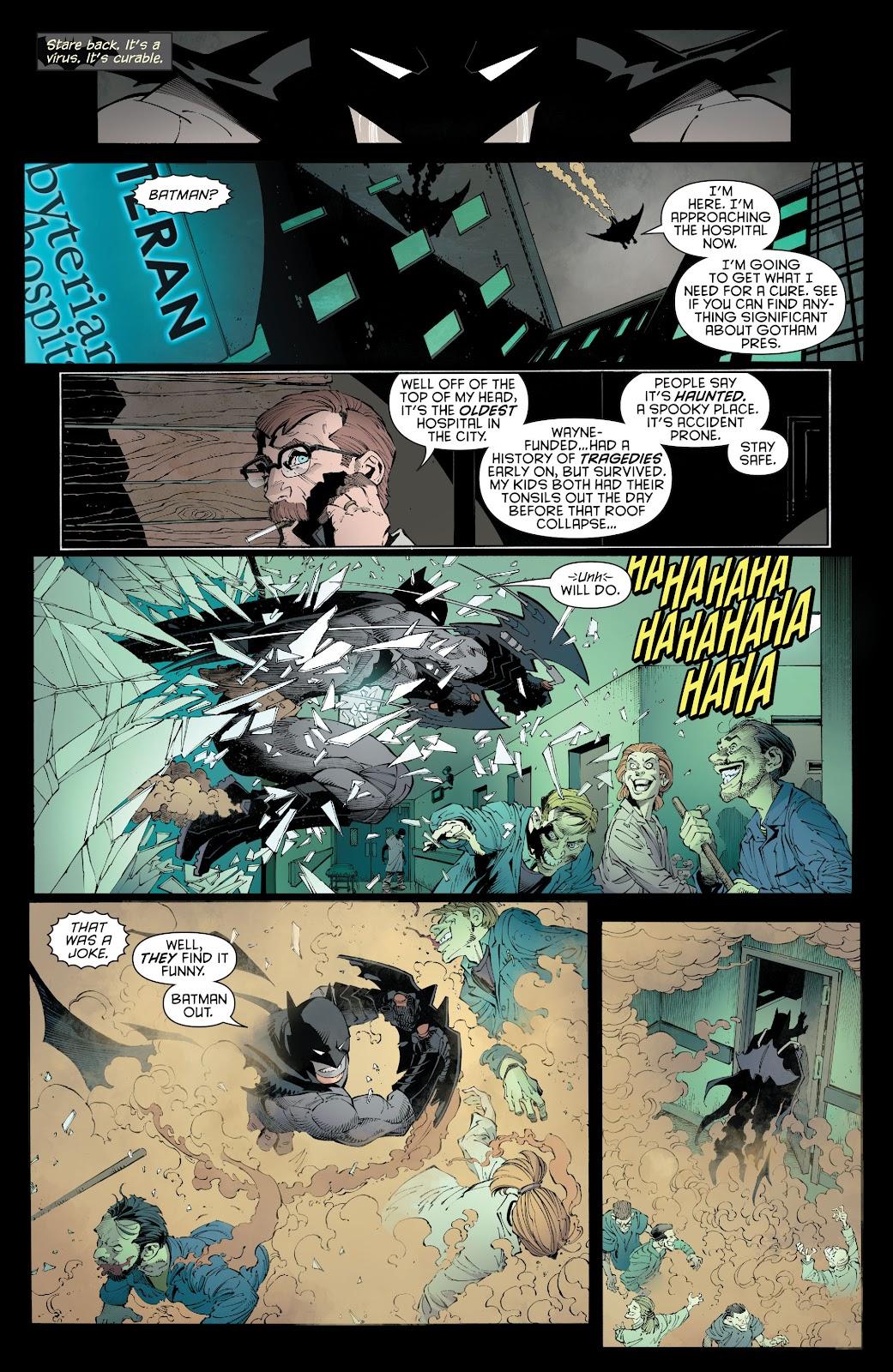 Batman (2011) Issue #37 #56 - English 9