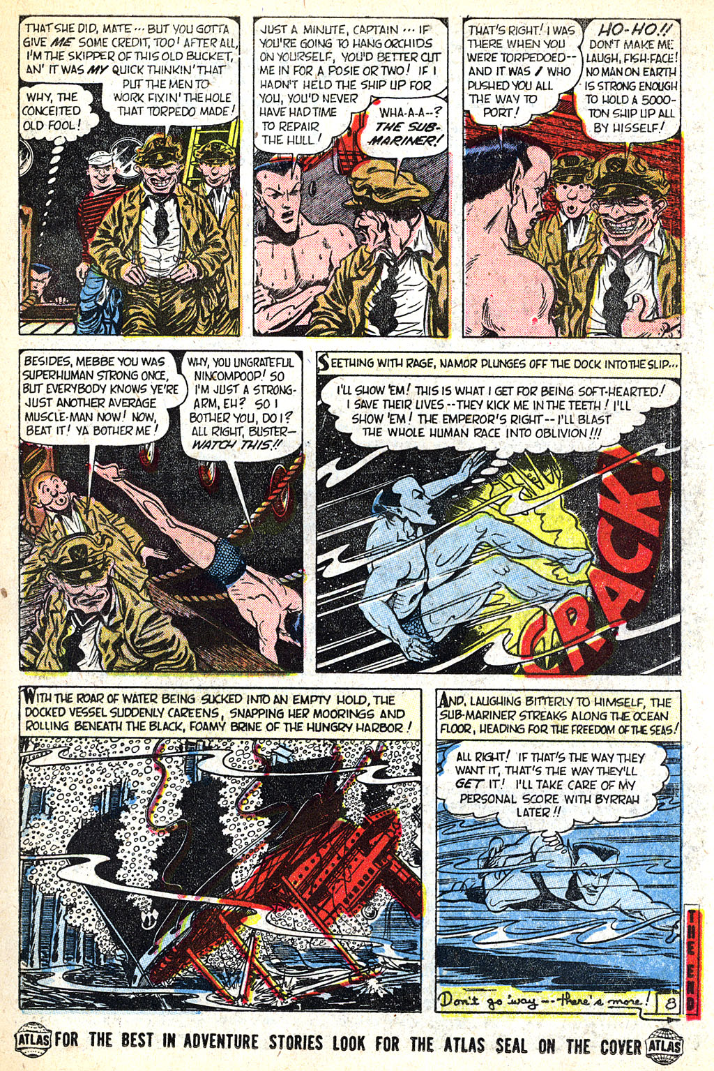 Sub-Mariner Comics #38 #38 - English 12
