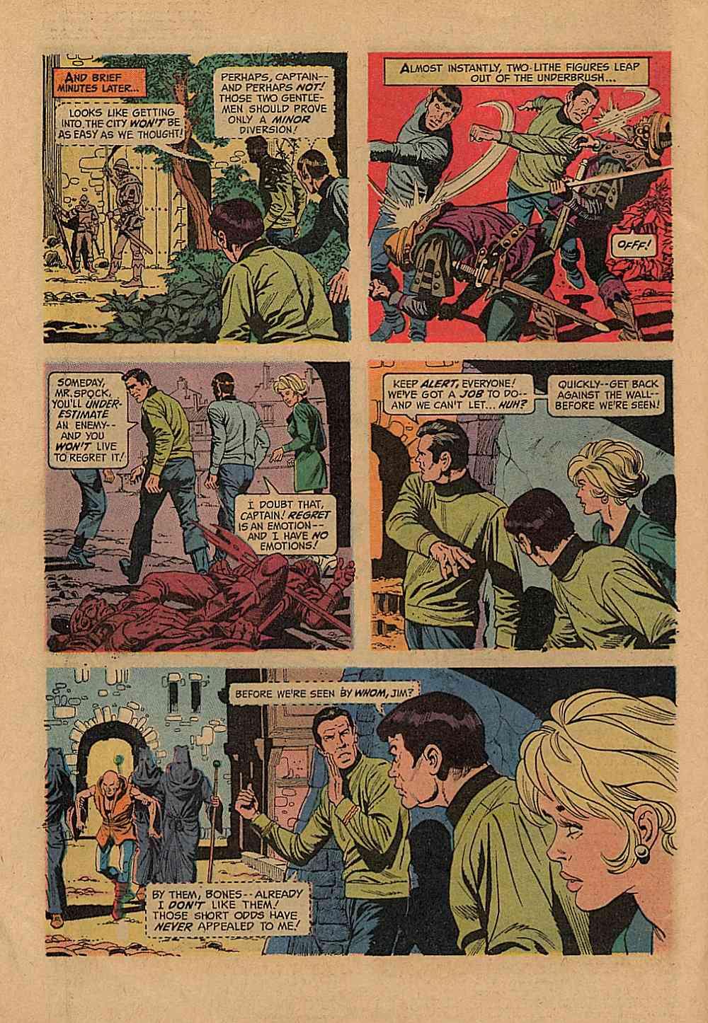 Star Trek (1967) Issue #16 #16 - English 8