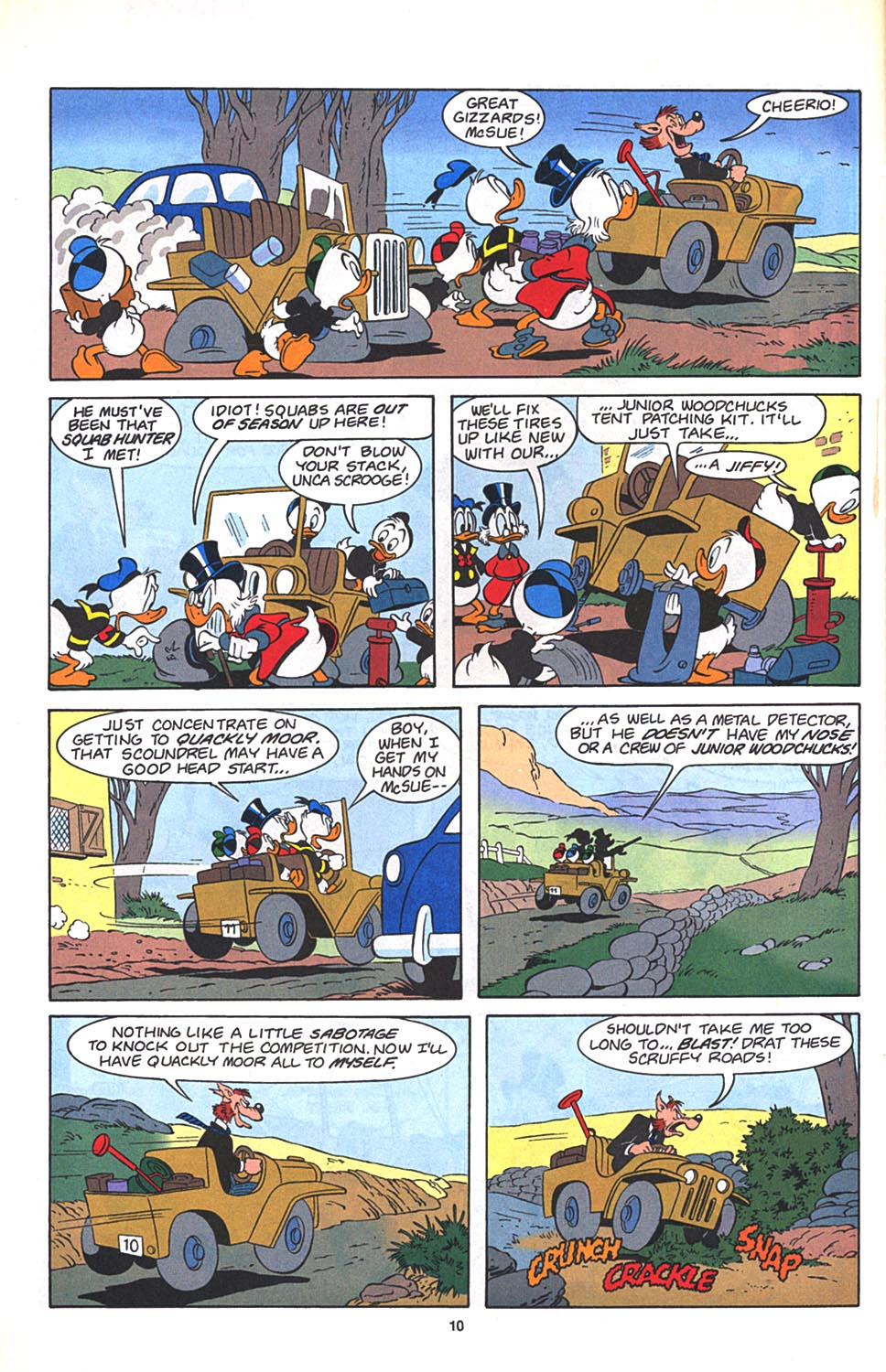 com/uncle-scrooge-1953/is #133 - English 11
