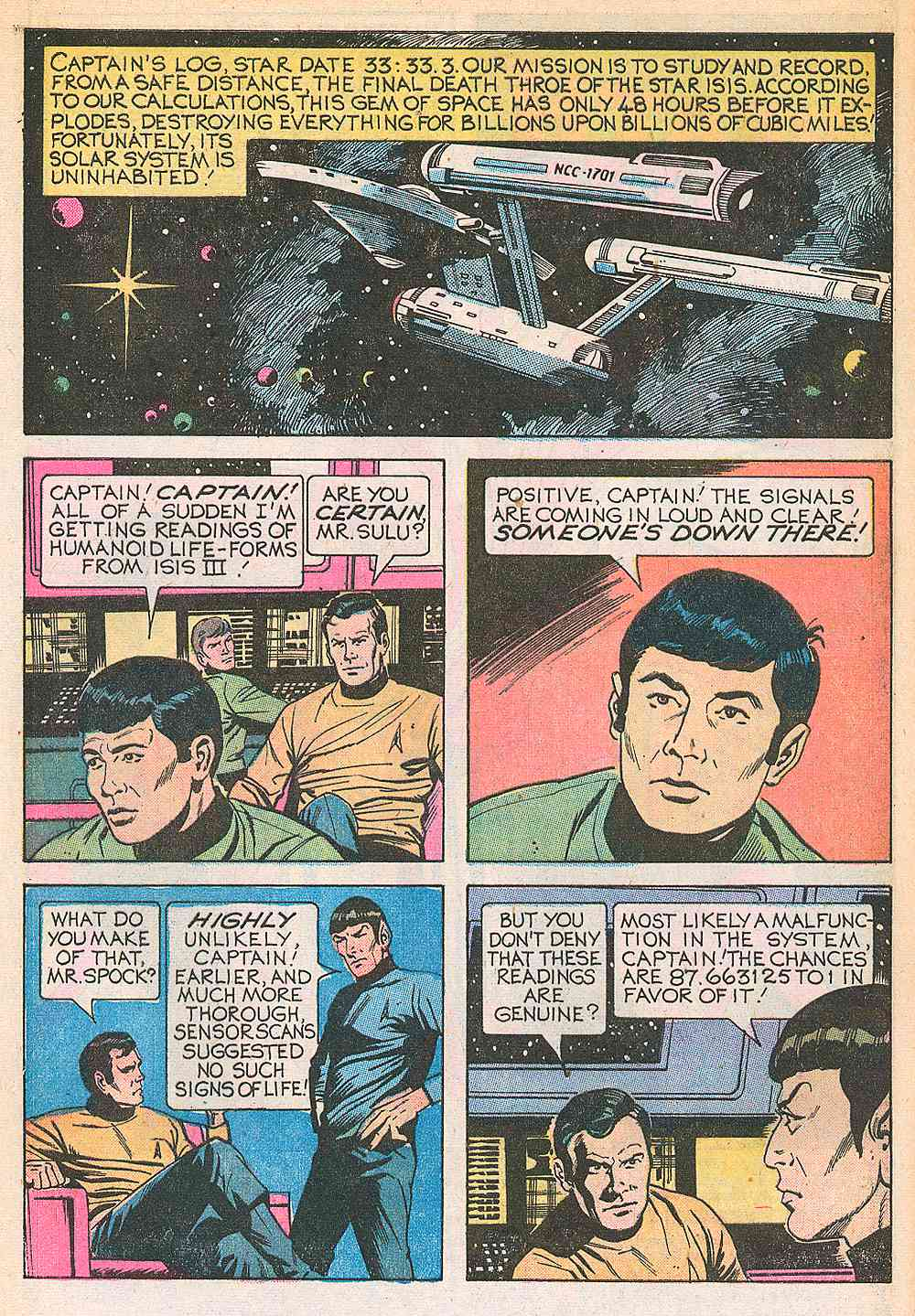Star Trek (1967) Issue #30 #30 - English 3
