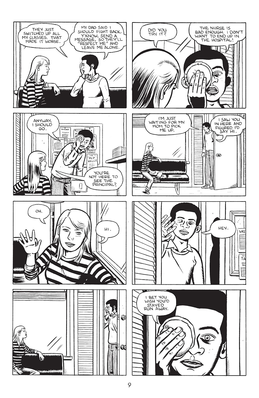 Stray Bullets Issue #31 #31 - English 11