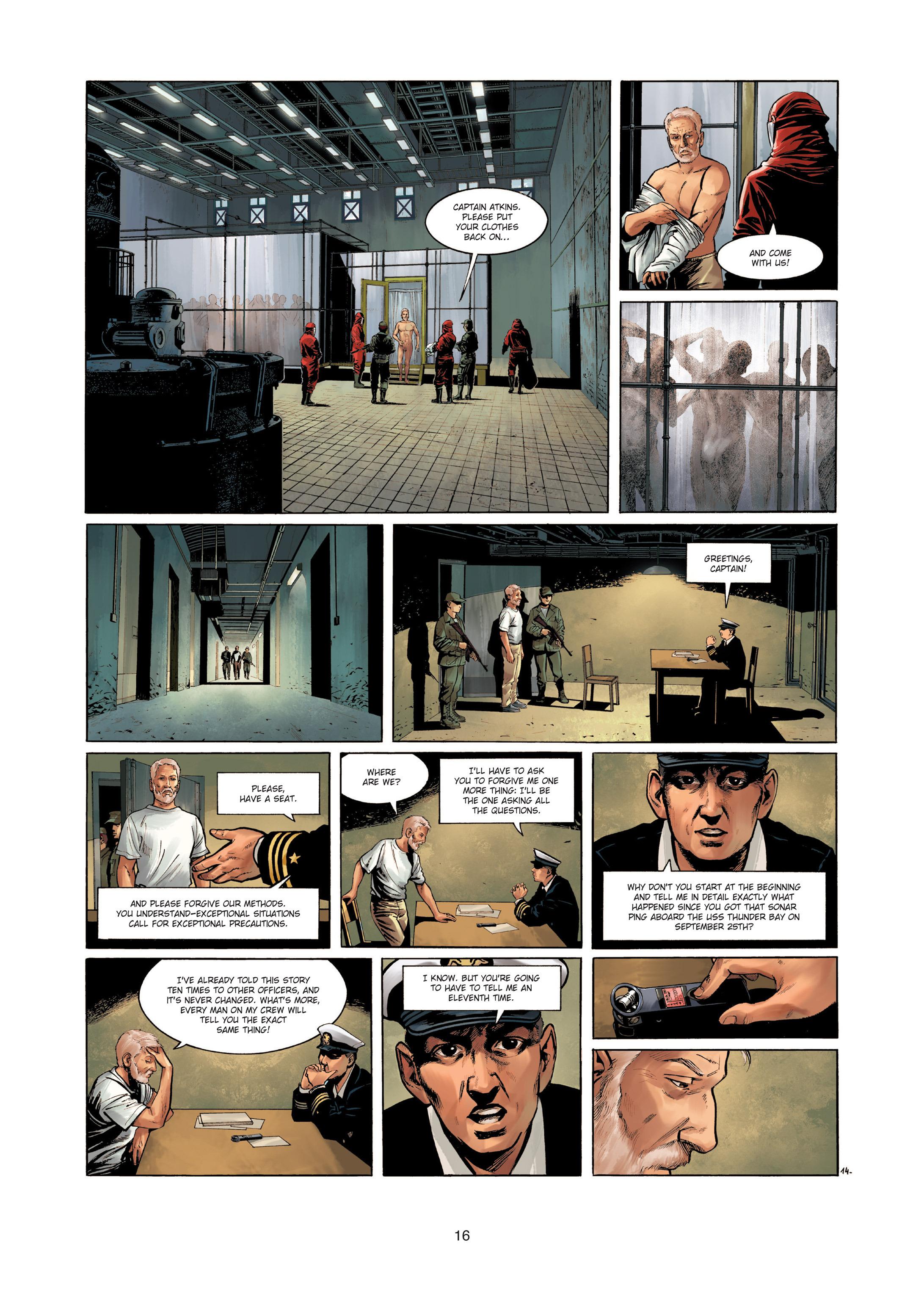 Promethee #5 #15 - English 16