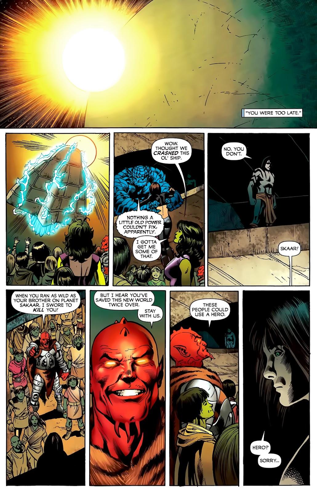 Incredible Hulks (2010) Issue #617 #7 - English 21
