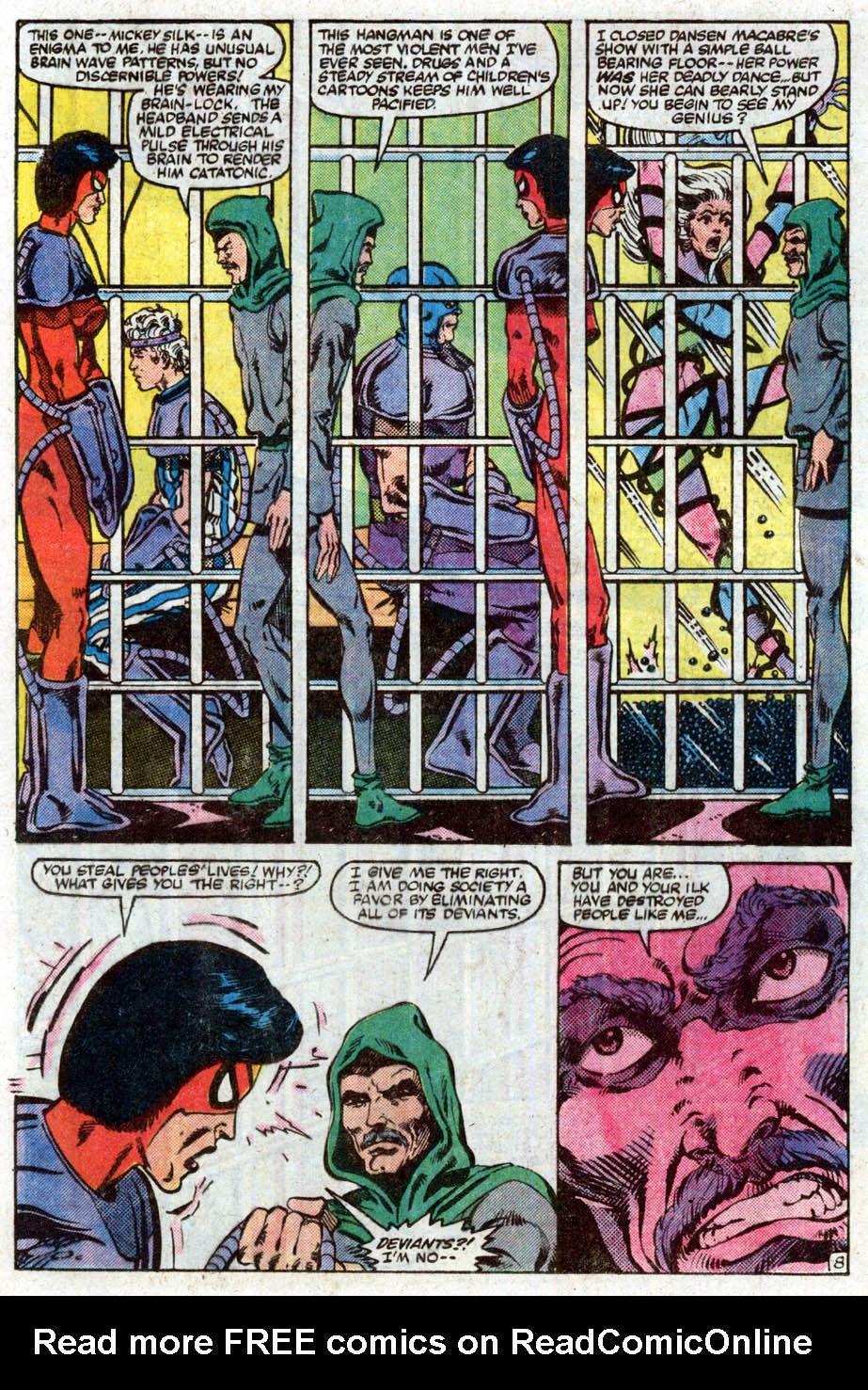 Spider-Woman (1978) #50 #50 - English 10
