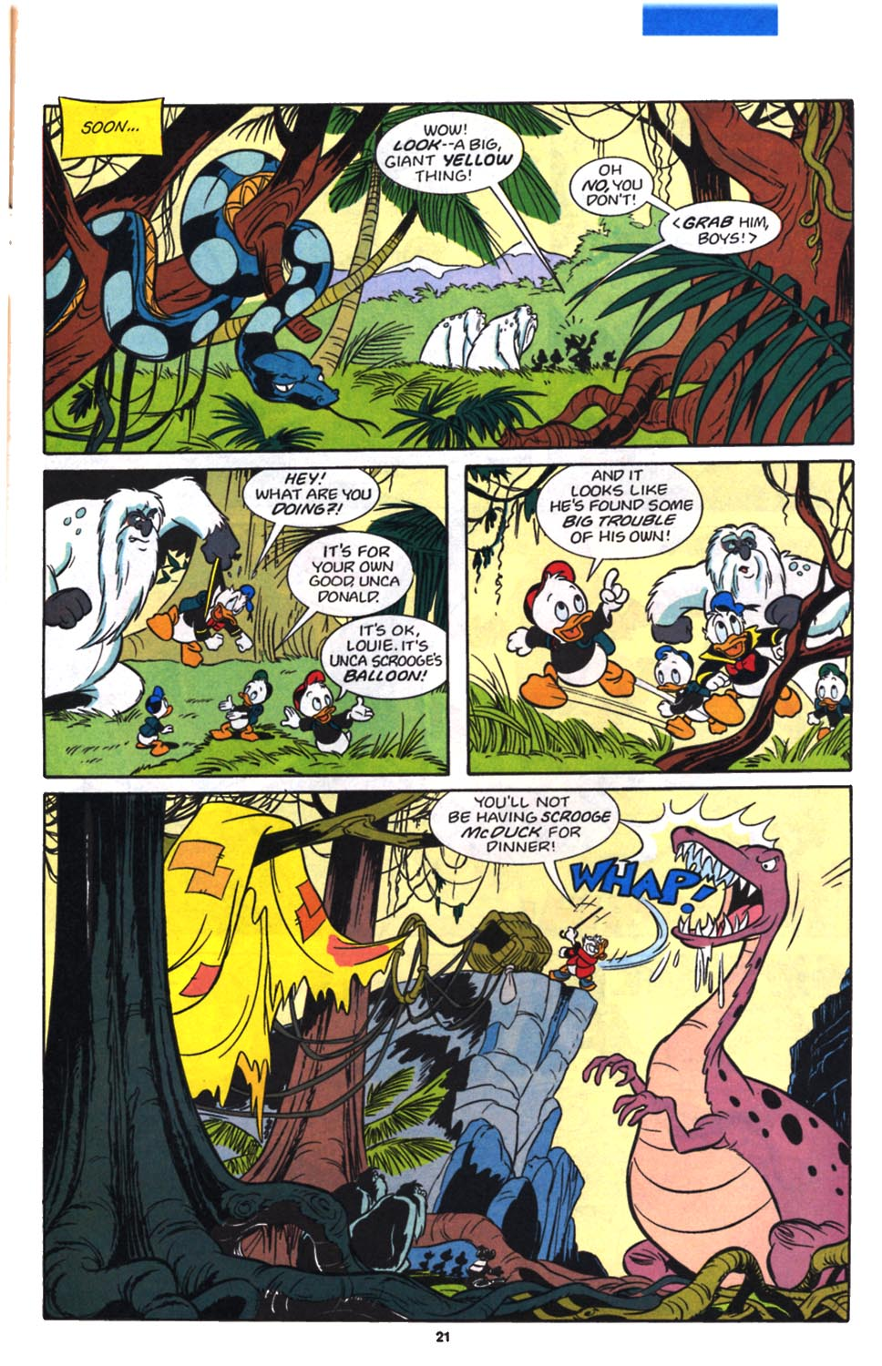Uncle Scrooge (1953) Issue #257 #257 - English 23
