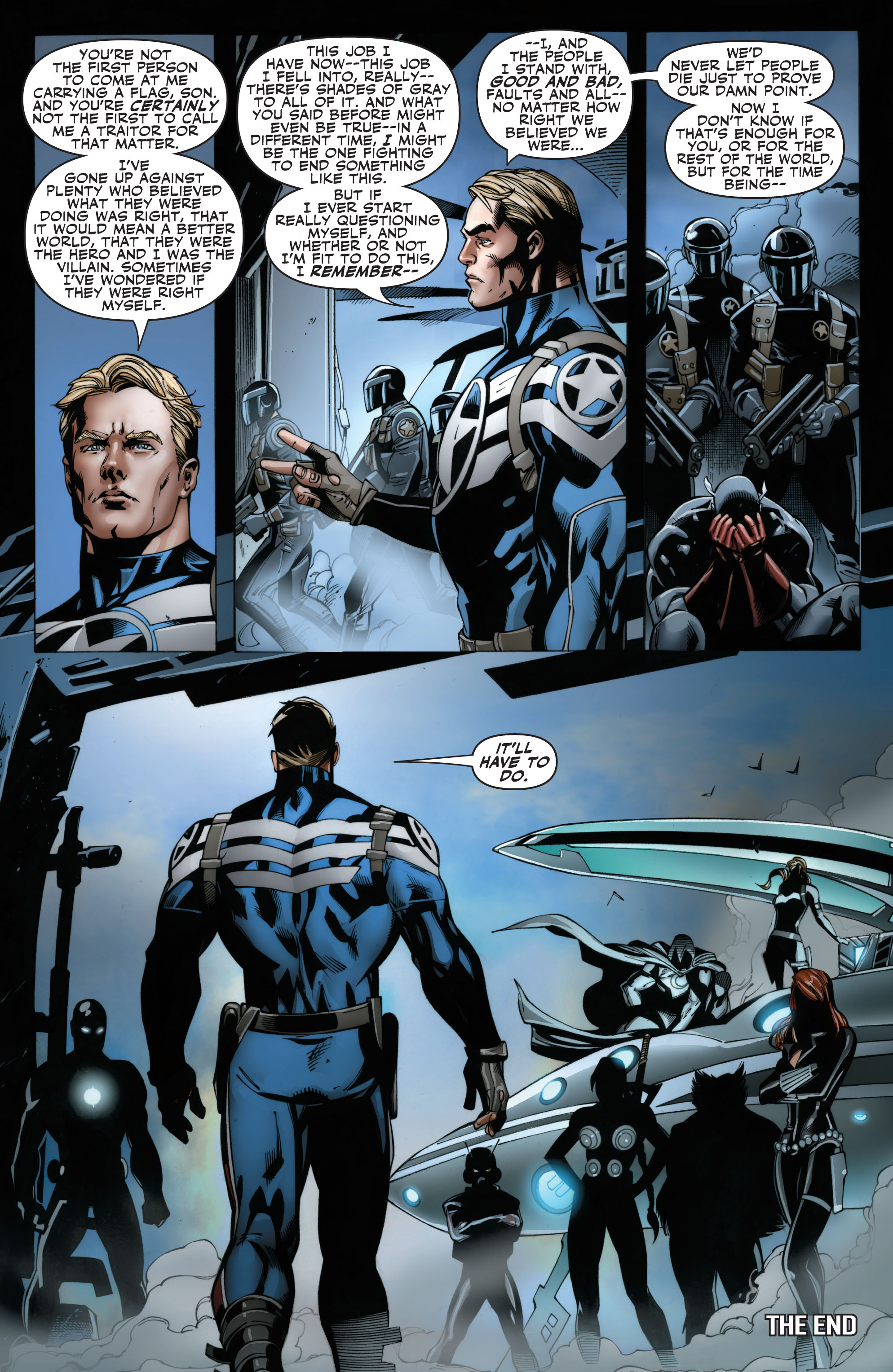 Read online Secret Avengers (2010) comic -  Issue #12.1 - 24