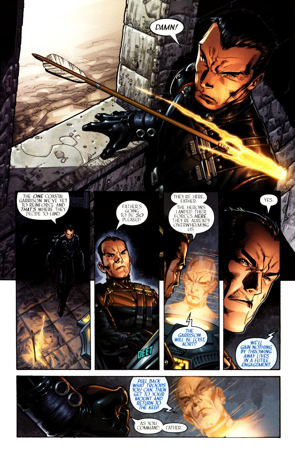 Read online Scion comic -  Issue #11 - 6