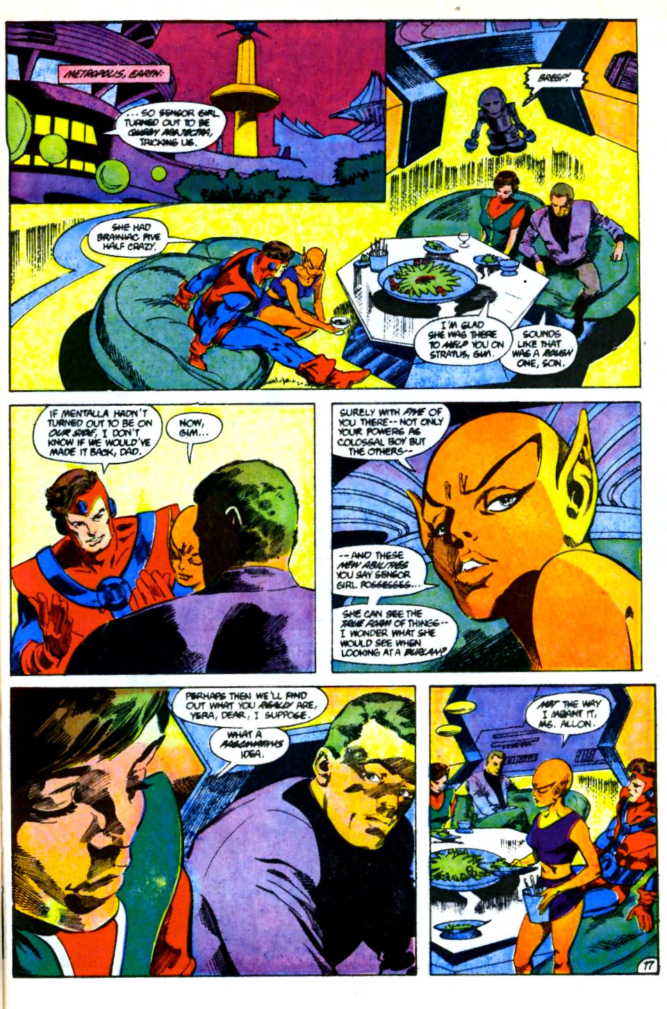 Tales of the Legion Issue #352 #39 - English 16