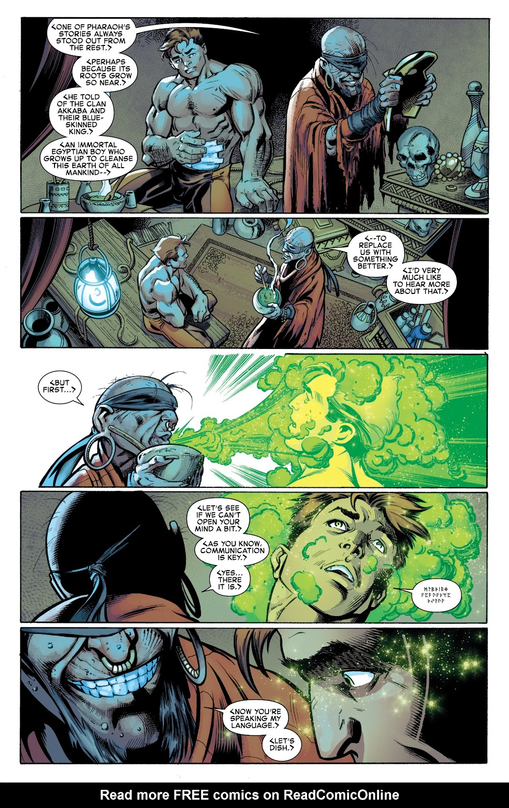 All-New X-Men (2016) Issue #10 #12 - English 12
