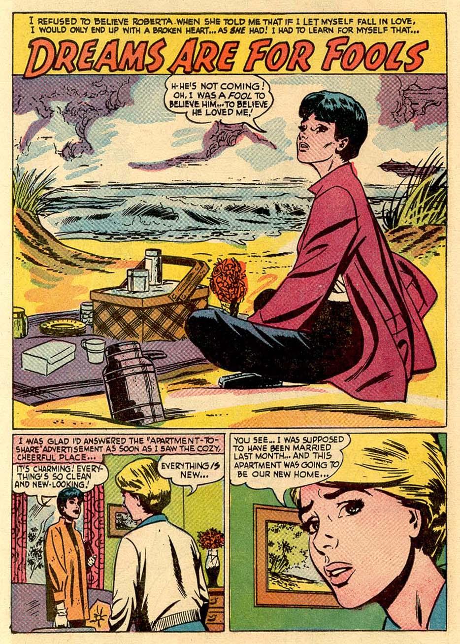 Read online Secret Hearts comic -  Issue #122 - 11