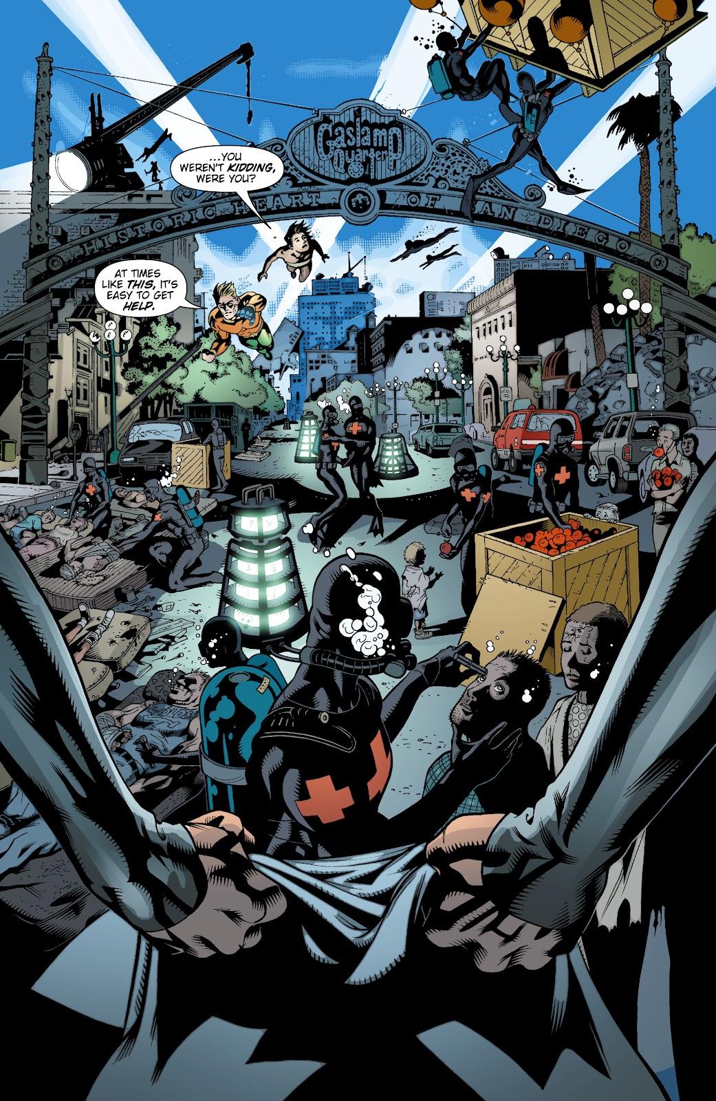 Aquaman (2003) Issue #17 #17 - English 17