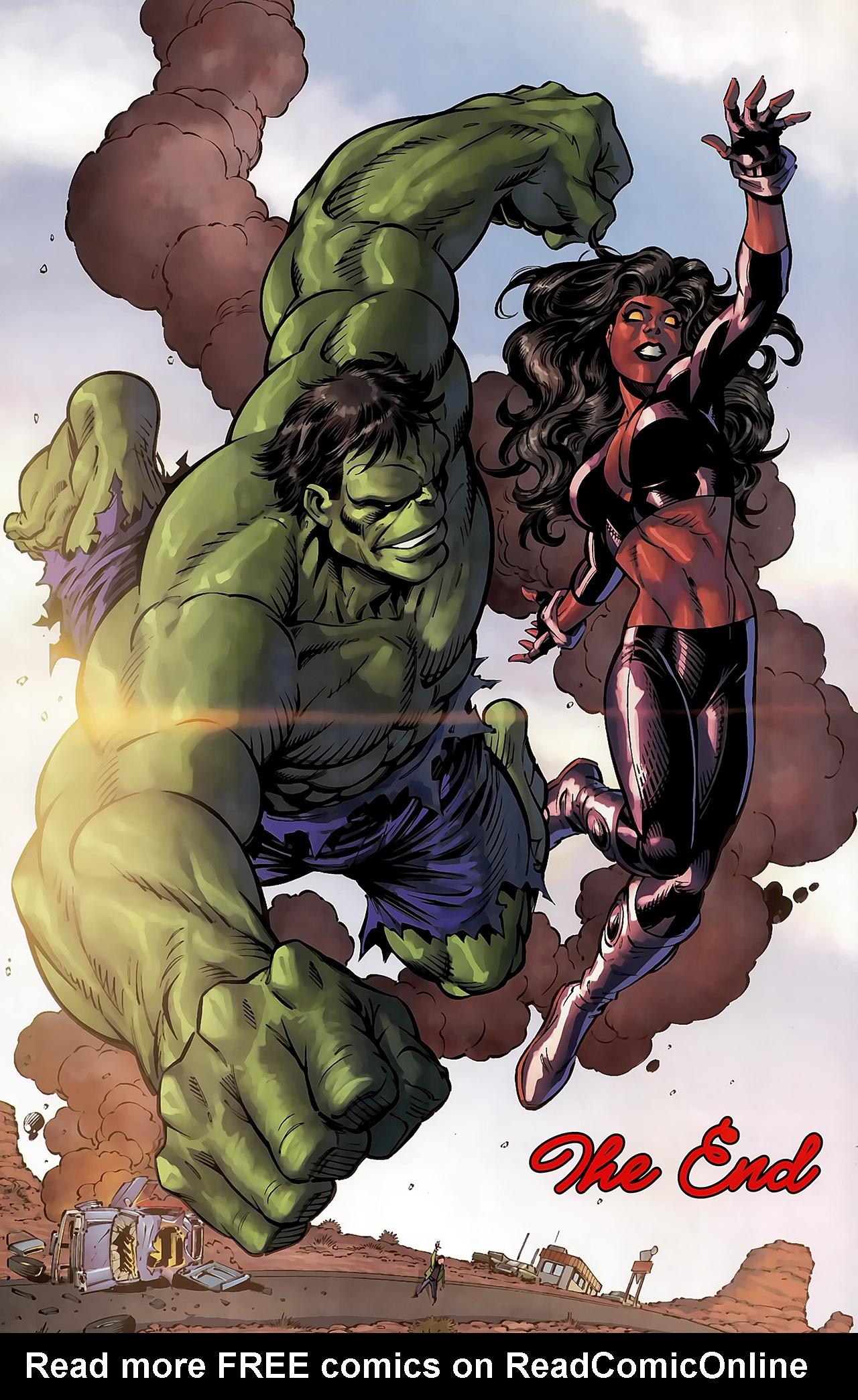 Incredible Hulks (2010) #635 #26 - English 35