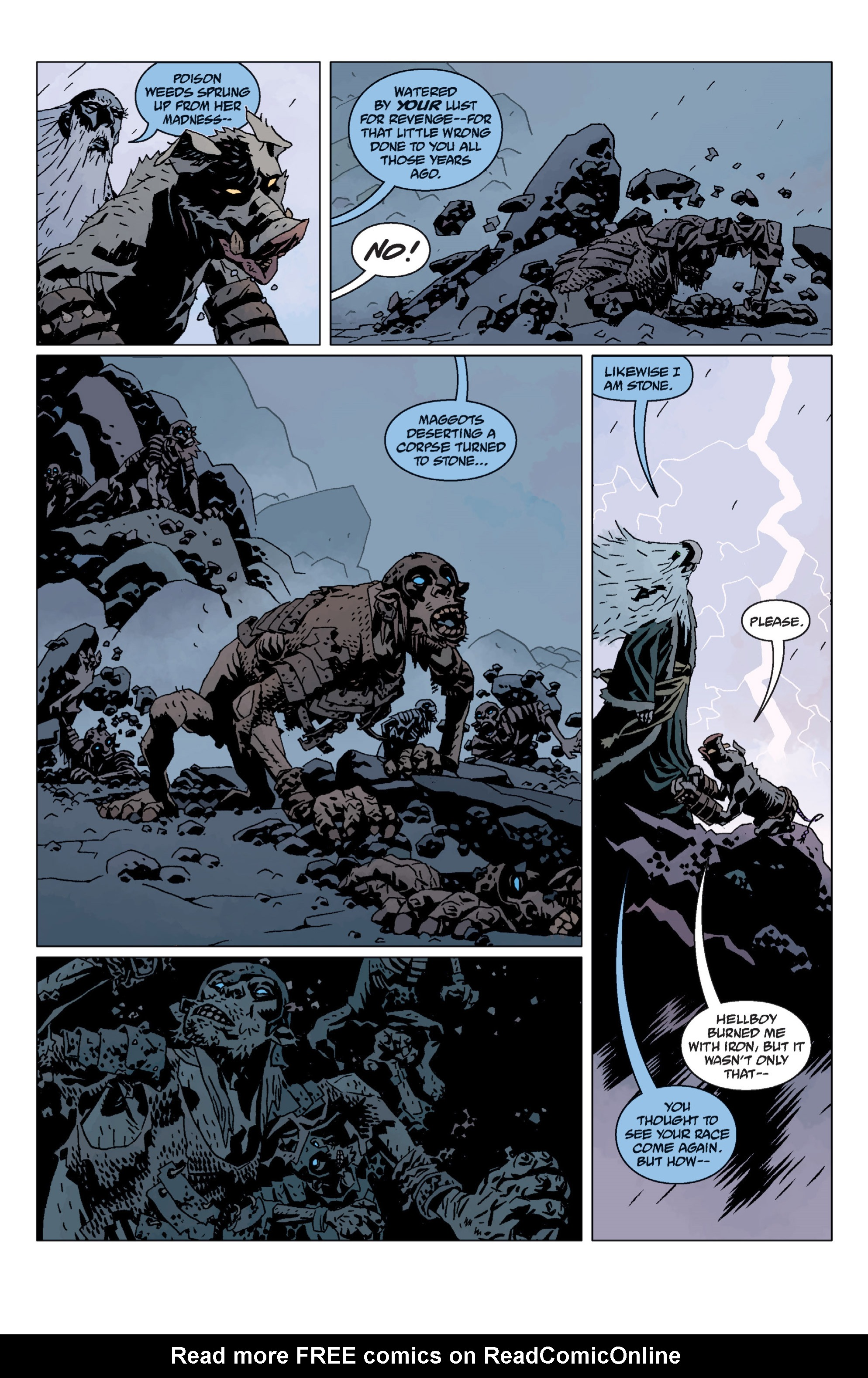Hellboy chap 12 pic 39