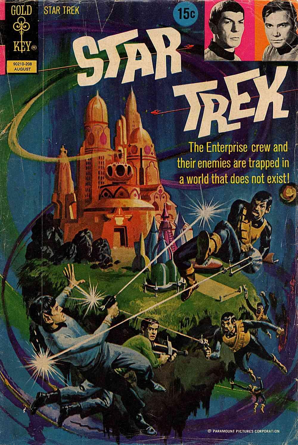 Star Trek (1967) Issue #15 #15 - English 1