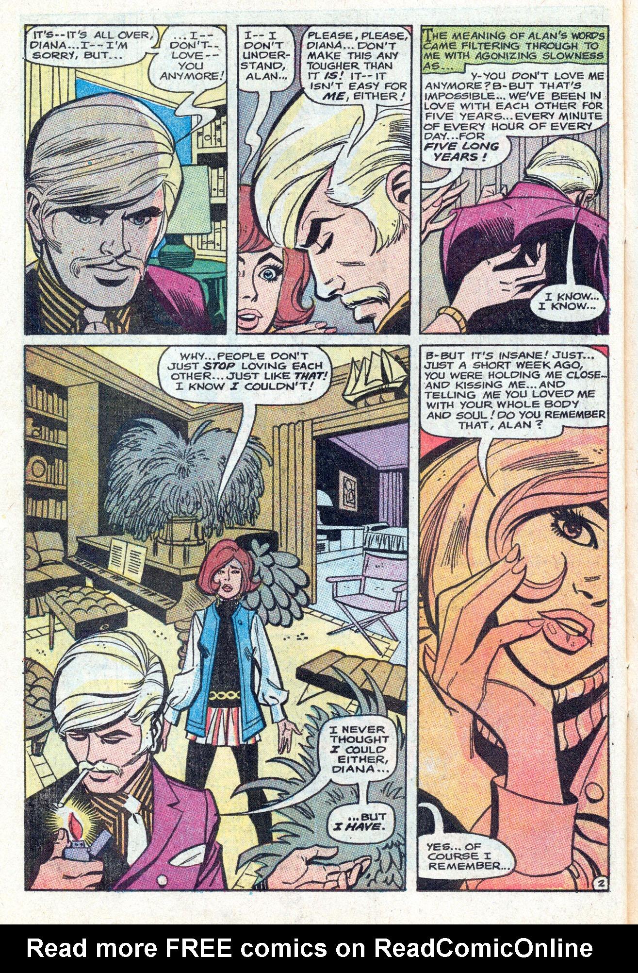 Read online Secret Hearts comic -  Issue #142 - 26