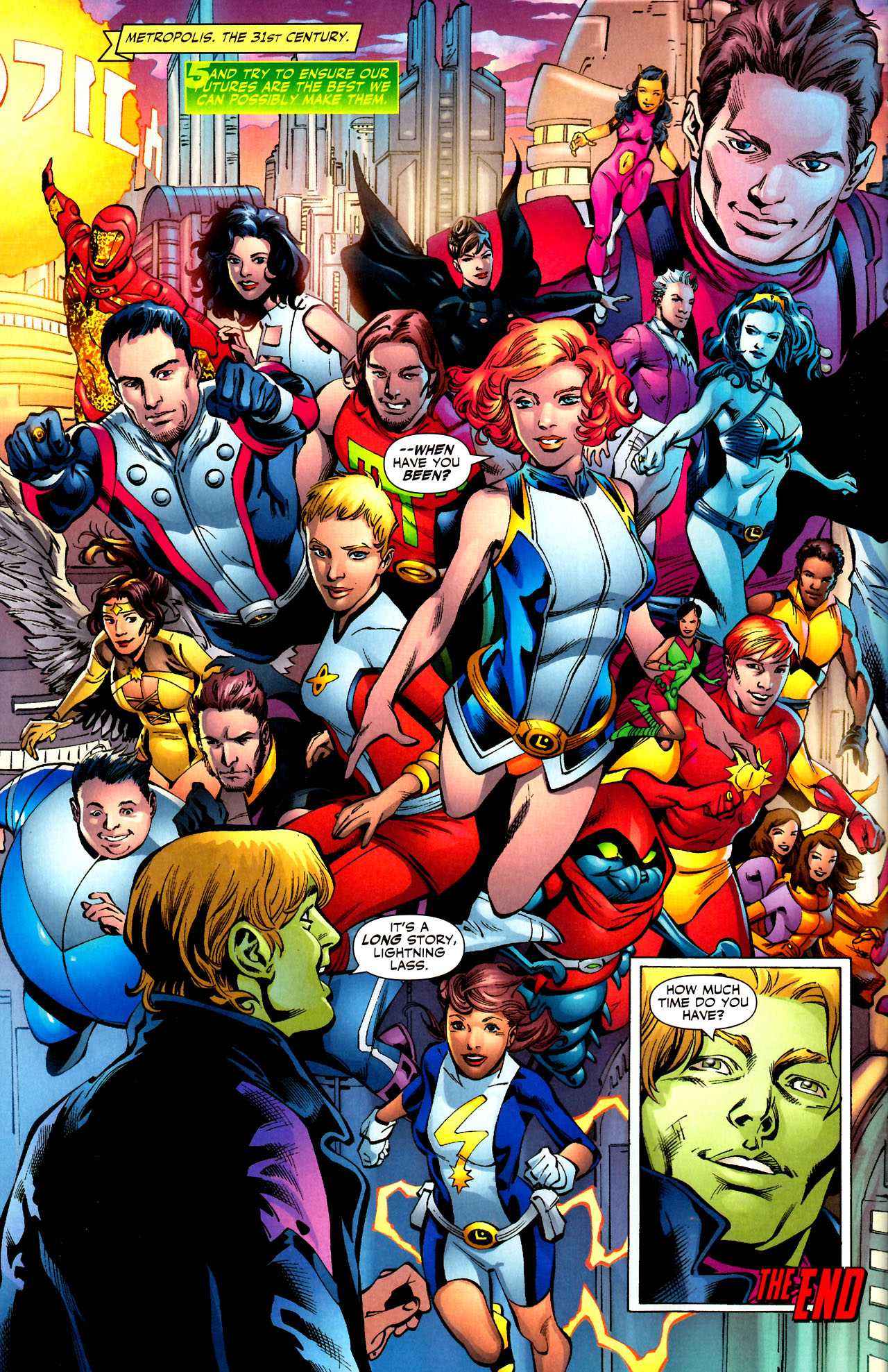 Read online Adventure Comics (2009) comic -  Issue #11 - 10