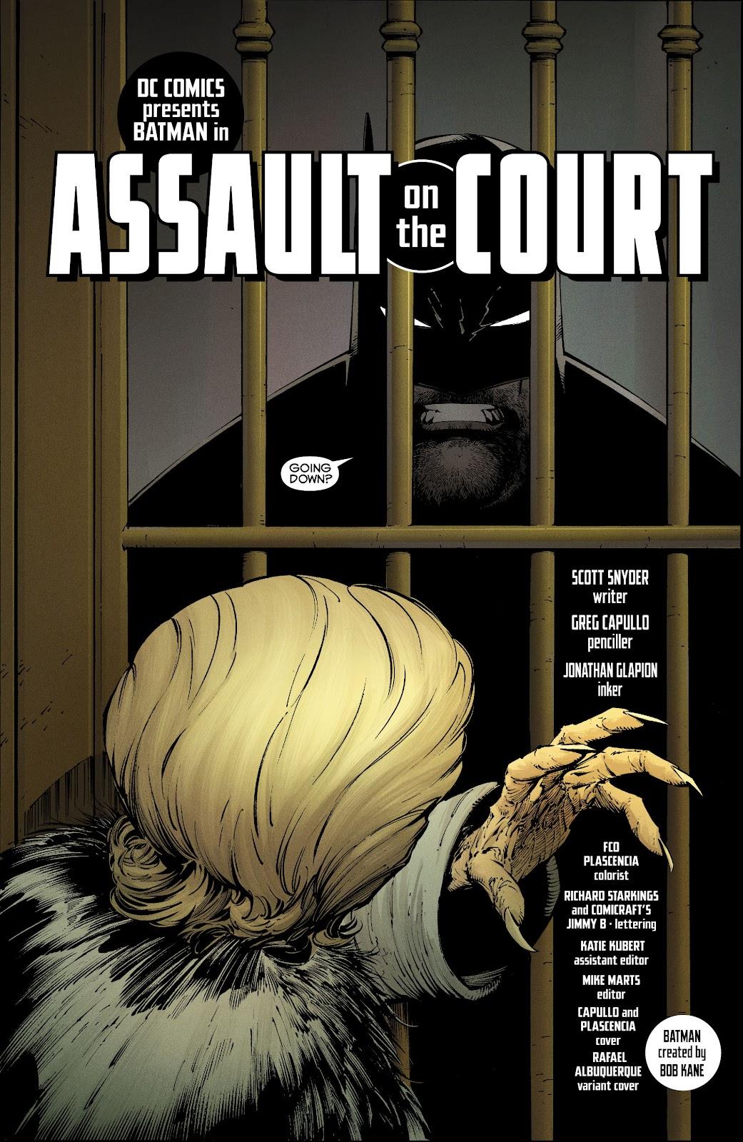 Batman (2011) Issue #10 #25 - English 3