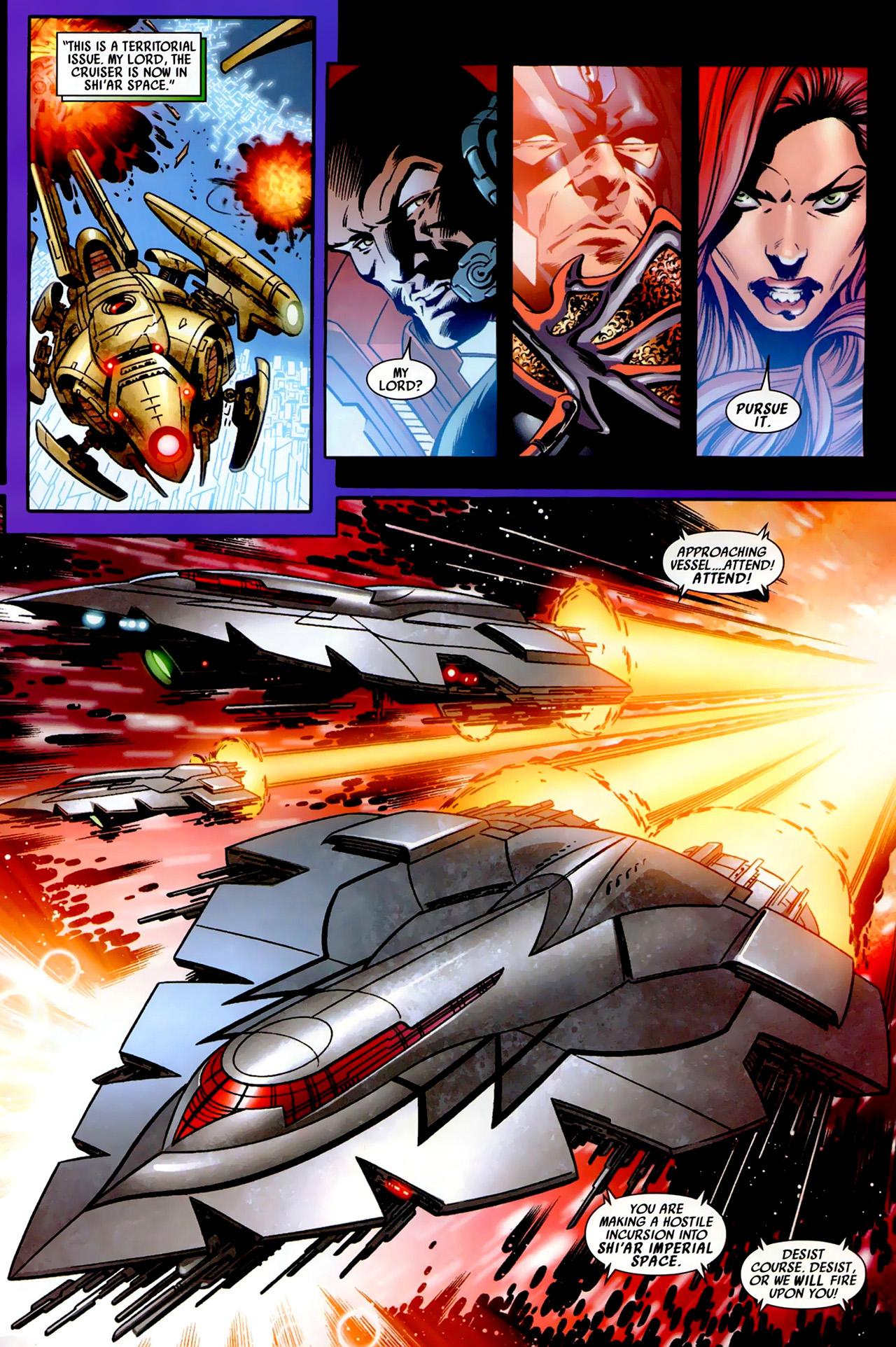 Read online Secret Invasion: War of Kings comic -  Issue # Full - 21