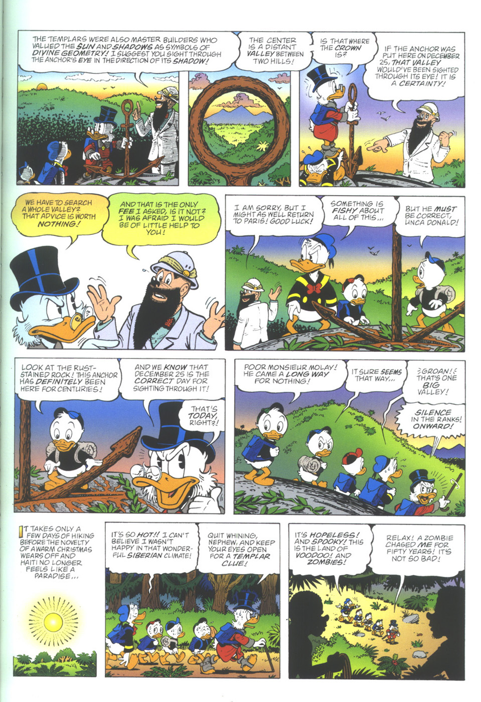 Uncle Scrooge (1953) Issue #339 #339 - English 17
