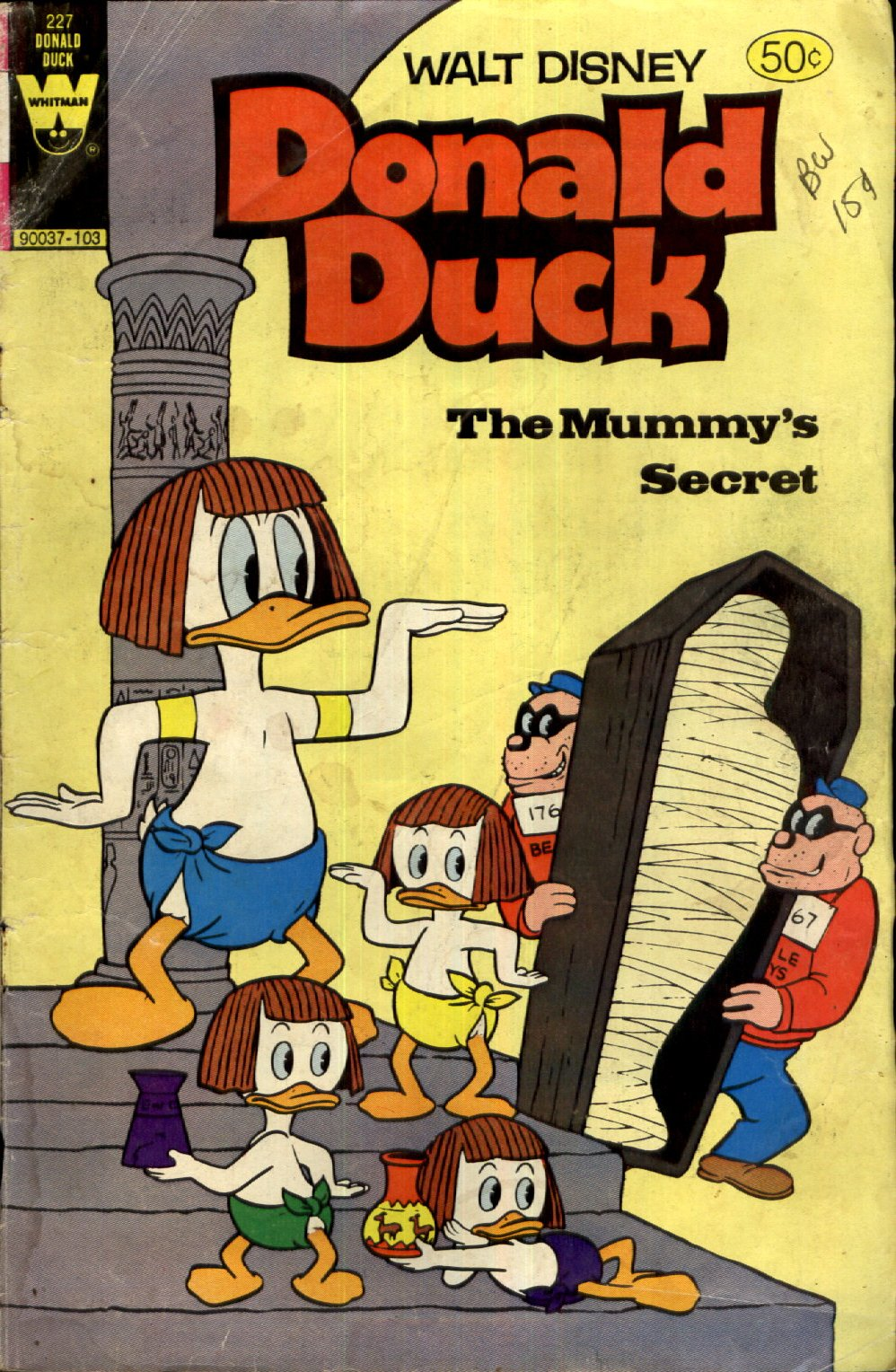 Donald Duck (1980) 227 Page 1