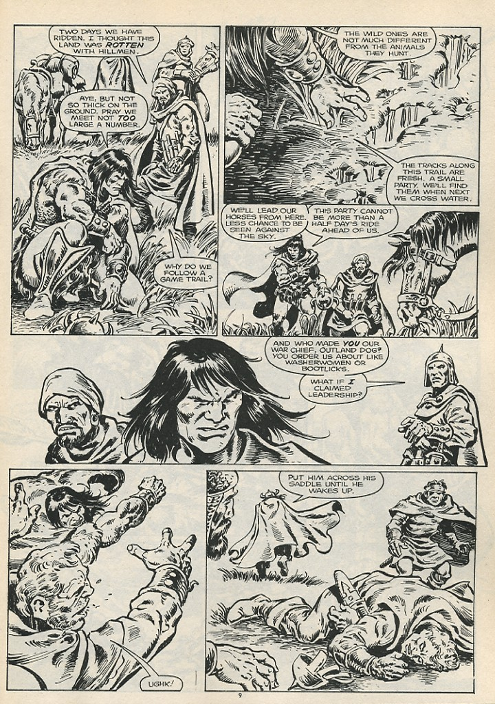 The Savage Sword Of Conan Issue #178 #179 - English 11