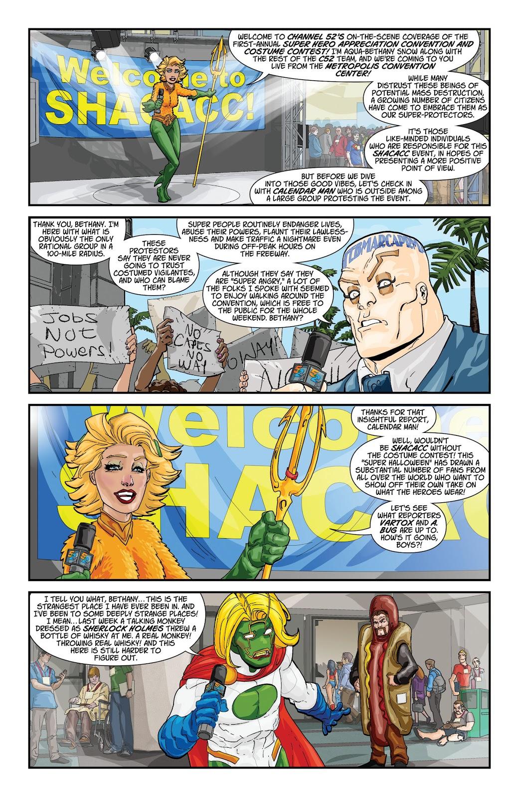 Threshold (2013) Issue #7 #7 - English 32