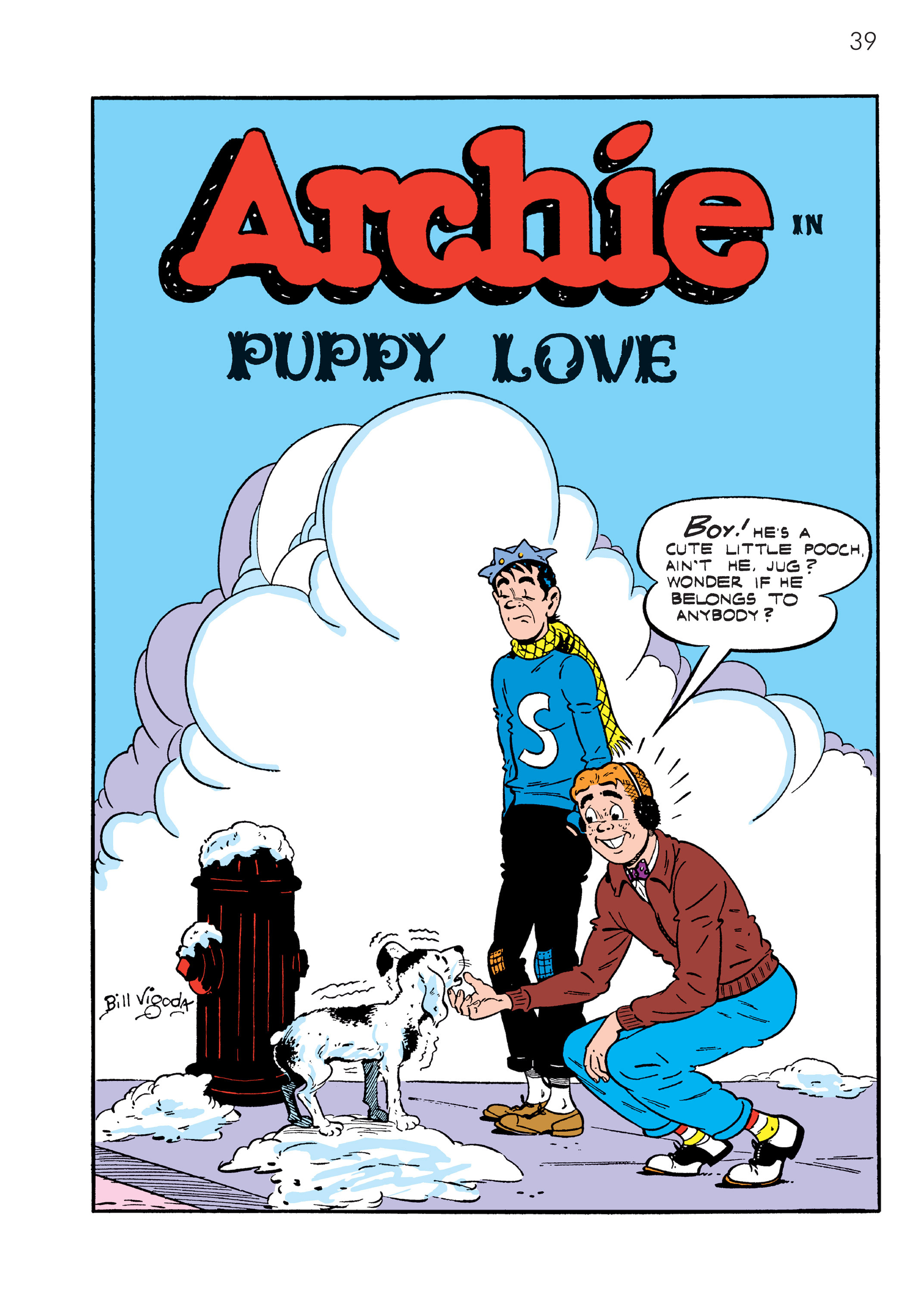 Read online The Best of Archie Comics comic -  Issue # TPB 4 (Part 1) - 40